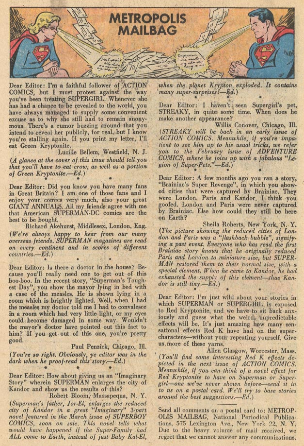 Read online Action Comics (1938) comic -  Issue #285 - 18