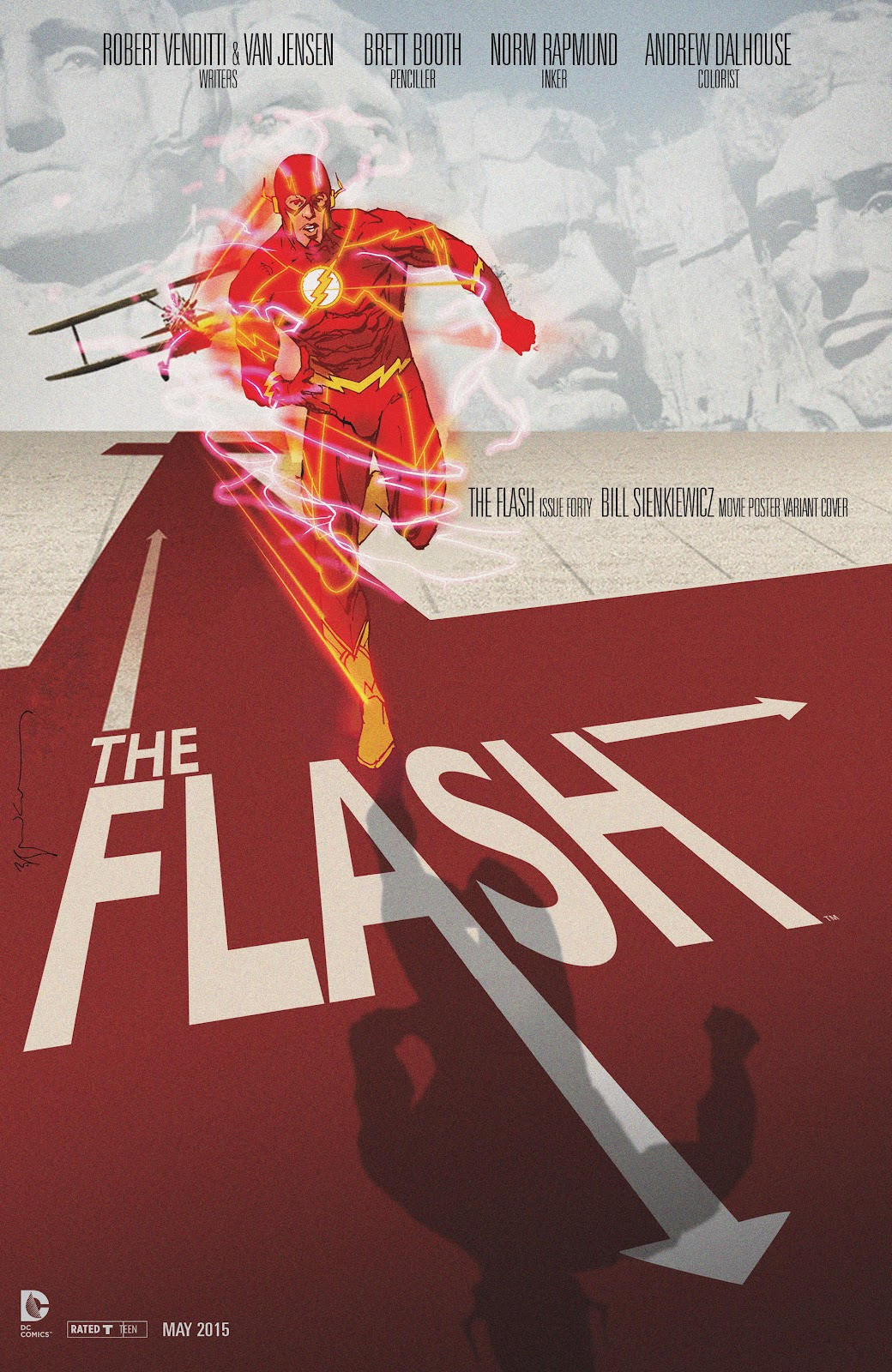 Read online The Flash (2011) comic -  Issue # _TPB 7 - 138