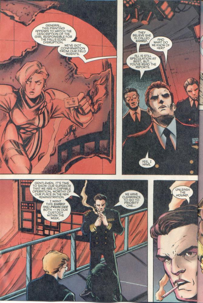 Read online Uncanny X-Men (1963) comic -  Issue # _Annual 1996 - 9