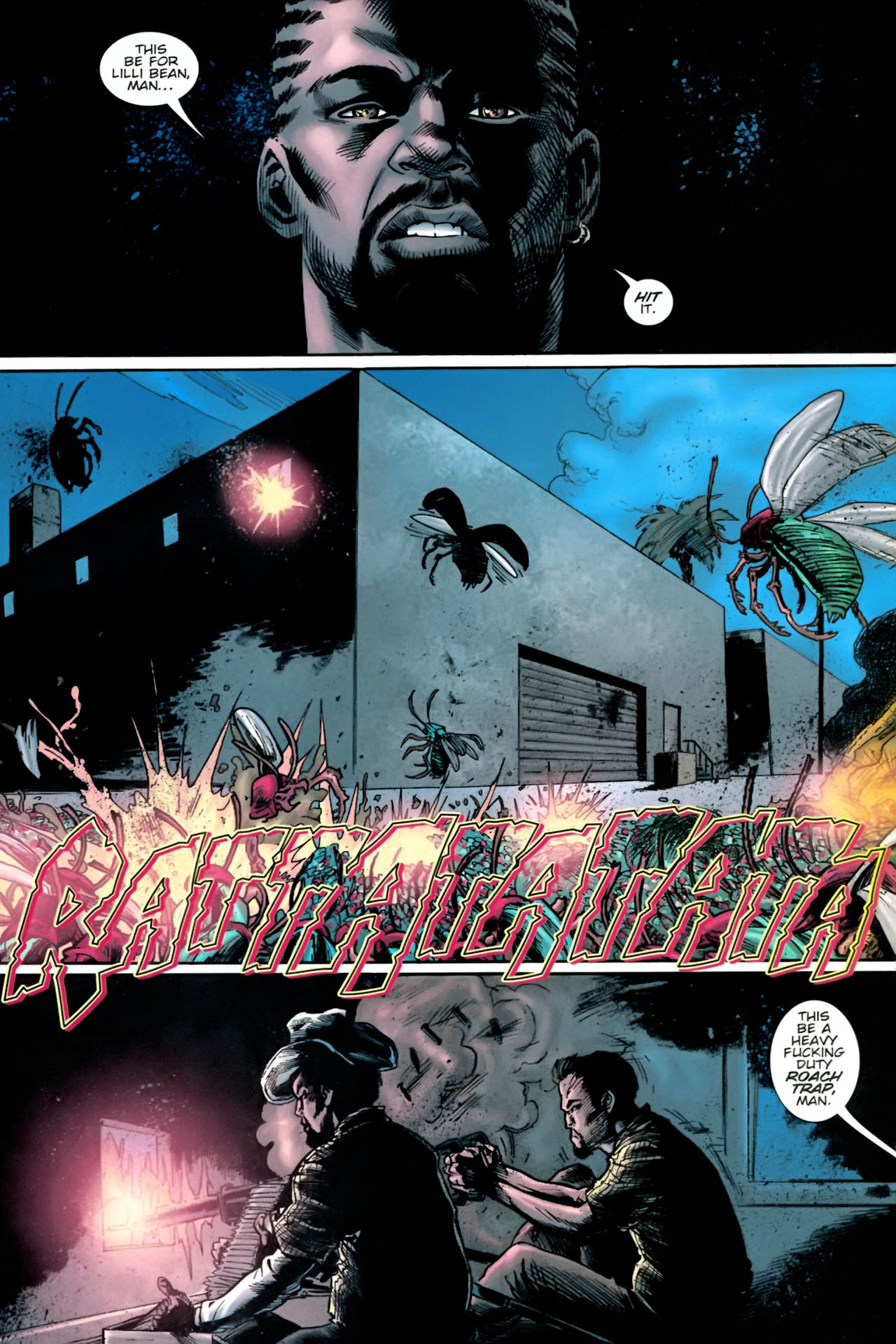 Read online The Exterminators comic -  Issue #22 - 17