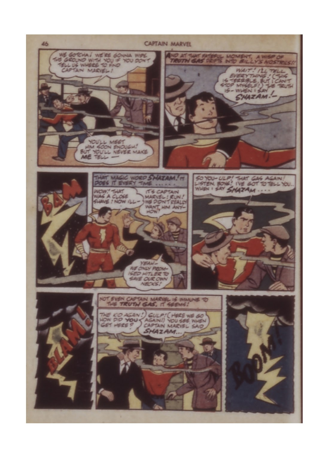 Captain Marvel Adventures issue 12 - Page 46