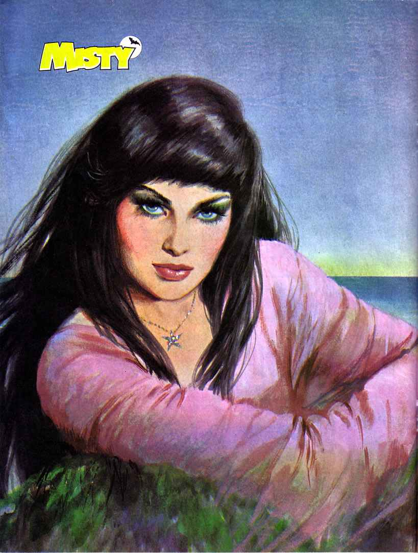 Read online Misty comic -  Issue # _Special 1979 - 32