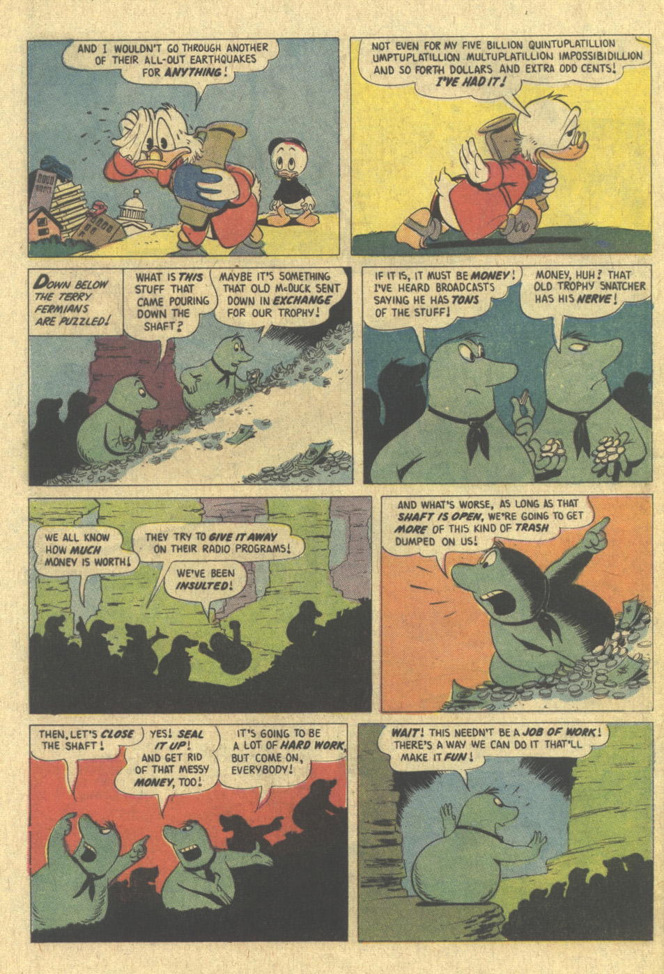 Read online Uncle Scrooge (1953) comic -  Issue #109 - 32