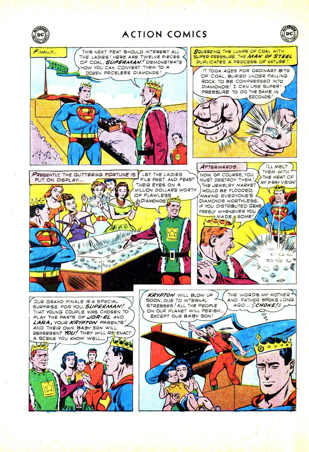 Read online Action Comics (1938) comic -  Issue #246 - 10