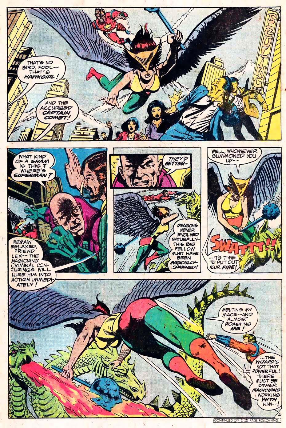 Read online Secret Society of Super-Villains comic -  Issue #7 - 11