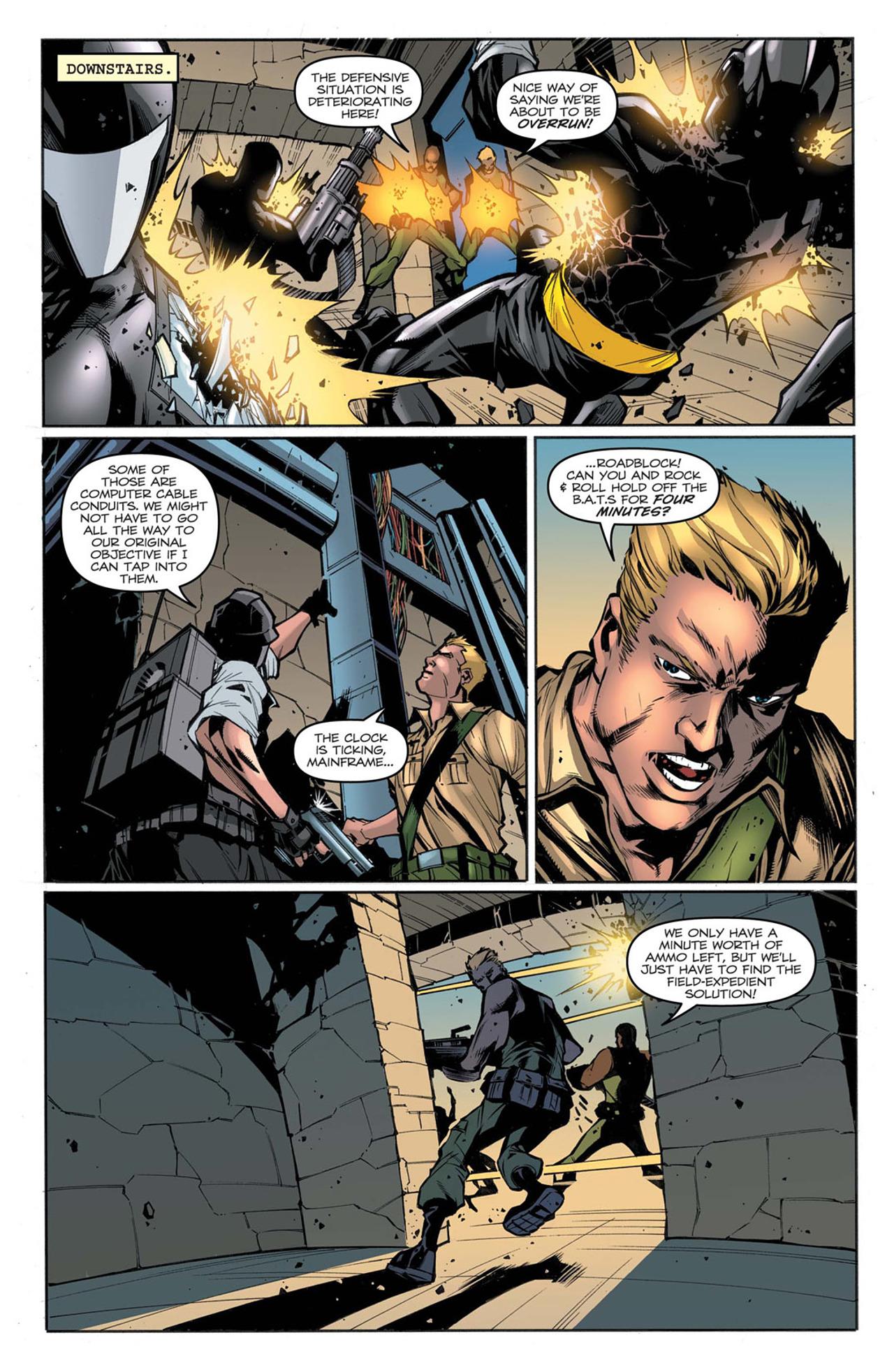 G.I. Joe: A Real American Hero 159 Page 11