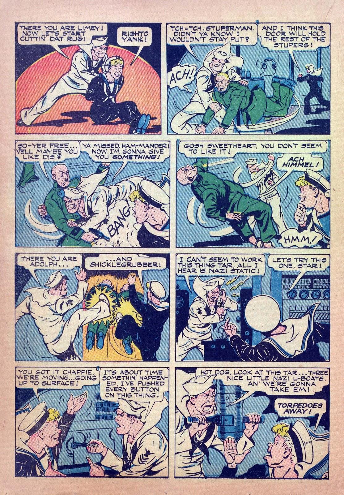 Read online Joker Comics comic -  Issue #14 - 38