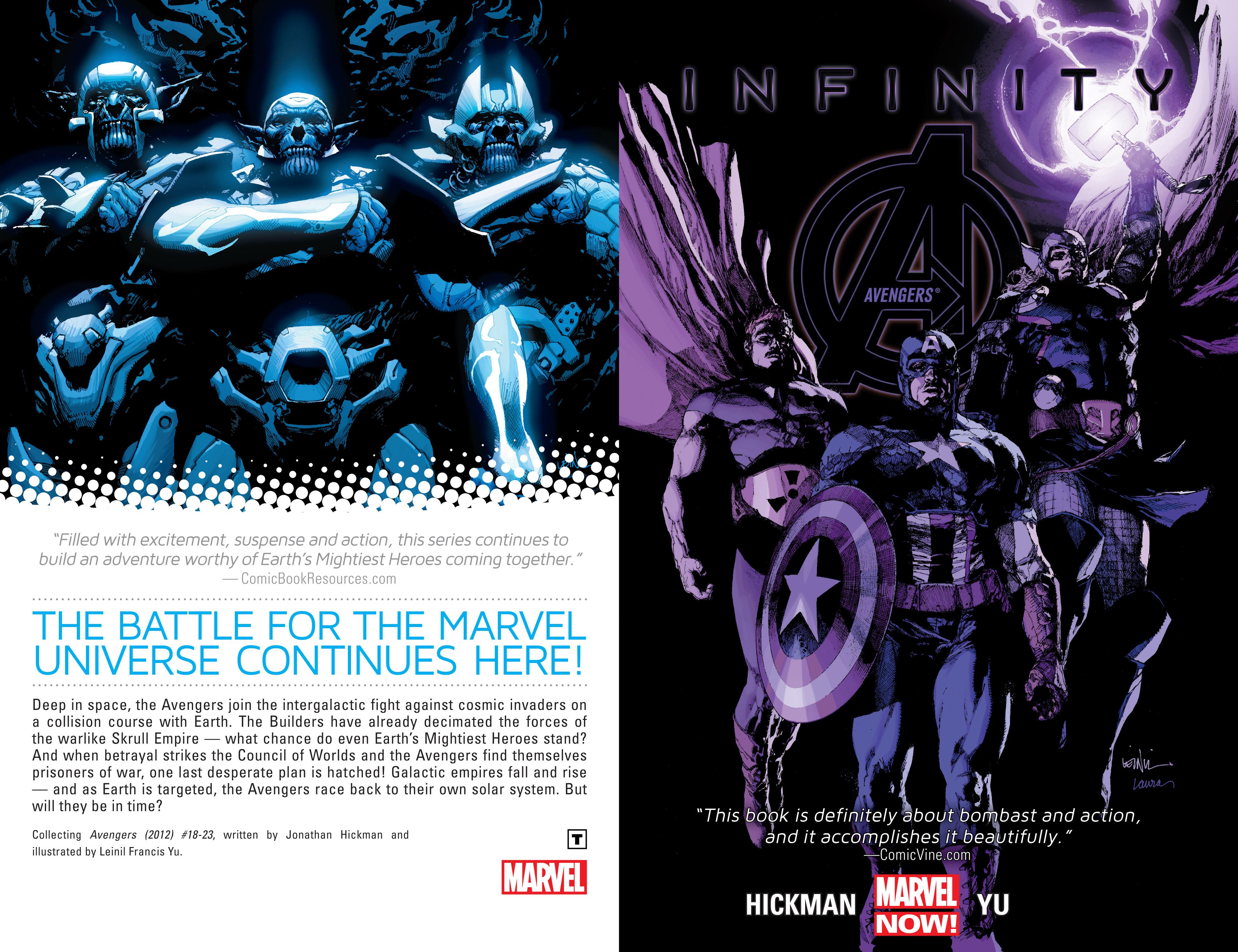 Read online Avengers (2013) comic -  Issue #Avengers (2013) _TPB 4 - 2