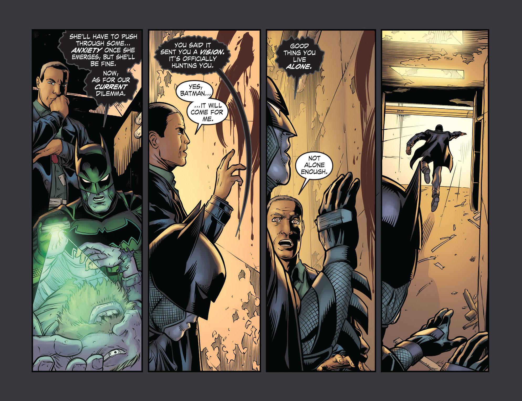 Read online Smallville: Season 11 comic -  Issue #32 - 12