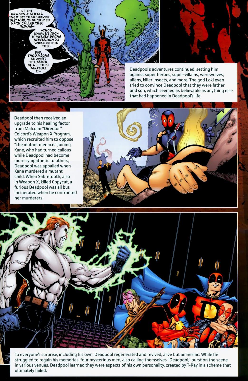 Read online Deadpool (2008) comic -  Issue #1 - 29