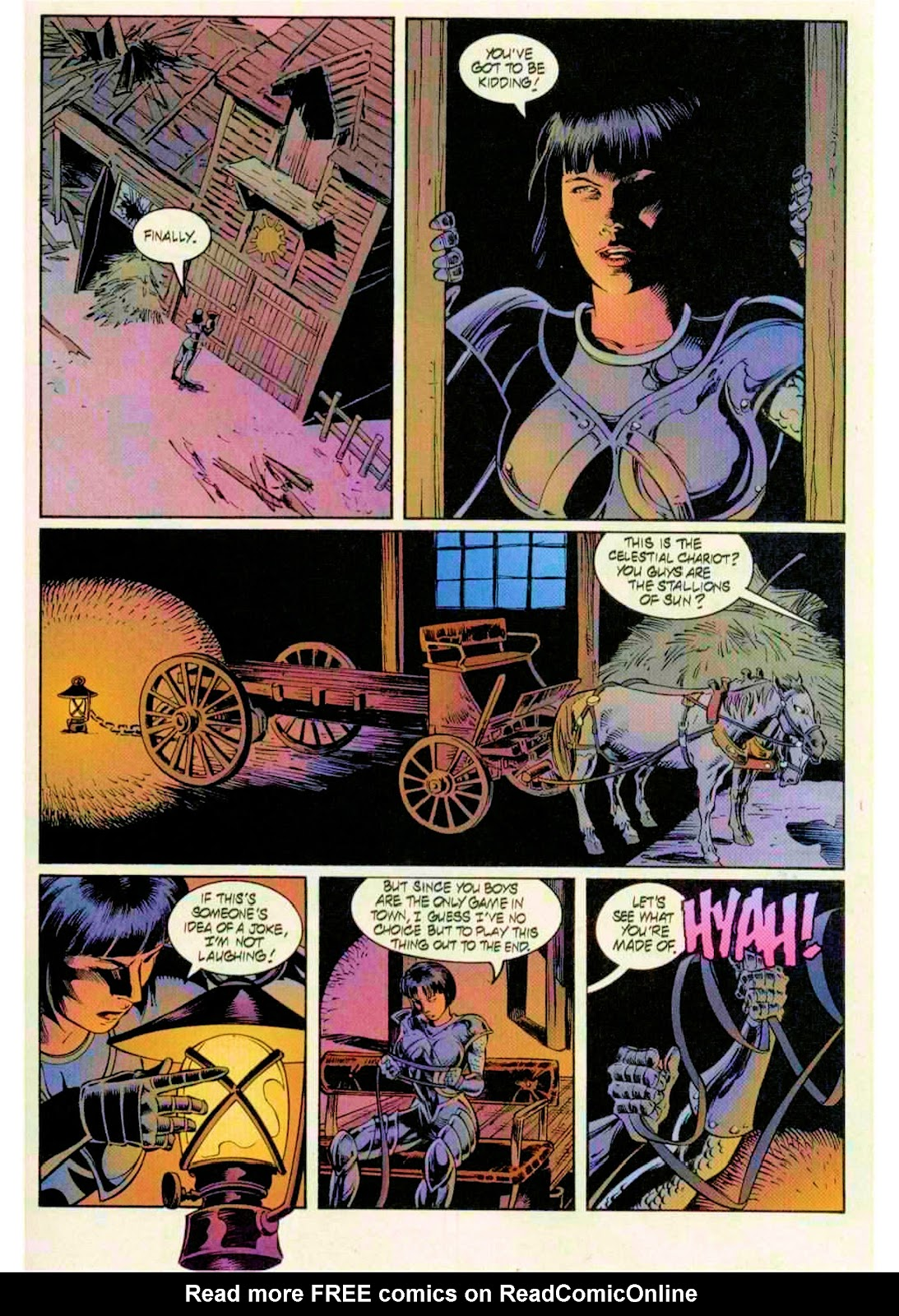 Xena: Warrior Princess (1999) Issue #12 #12 - English 19