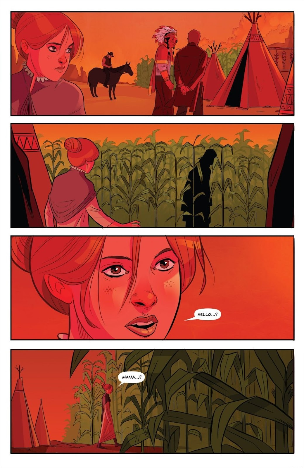 Read online Trick 'r Treat: Days of the Dead comic -  Issue # TPB - 36