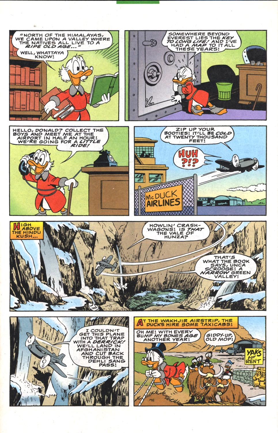 Read online Uncle Scrooge (1953) comic -  Issue #300 - 27