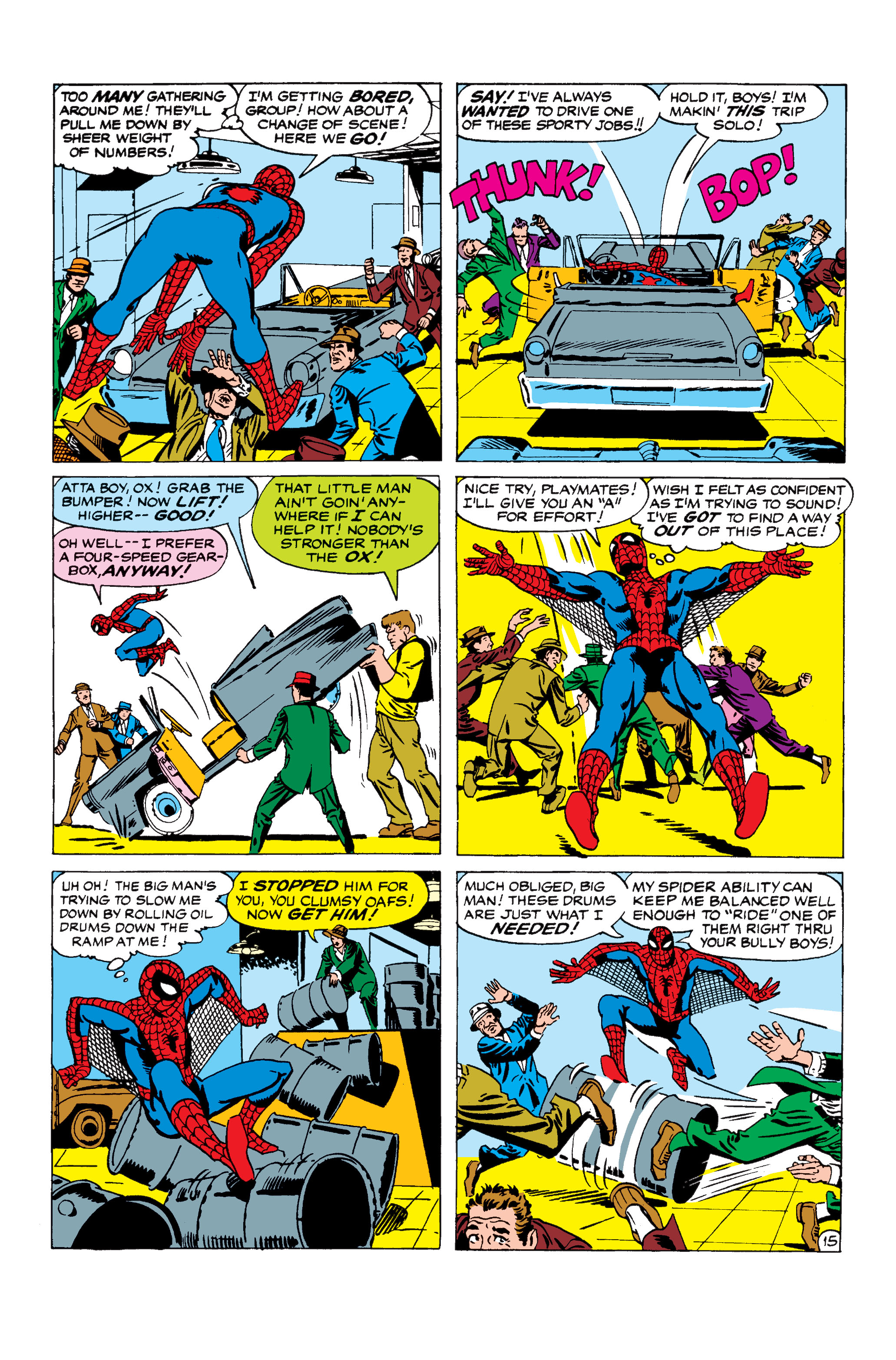 The Amazing Spider-Man (1963) 10 Page 15