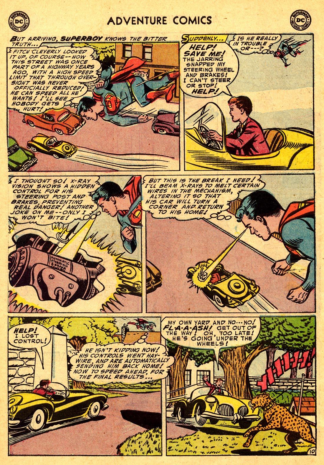 Read online Adventure Comics (1938) comic -  Issue #204 - 12
