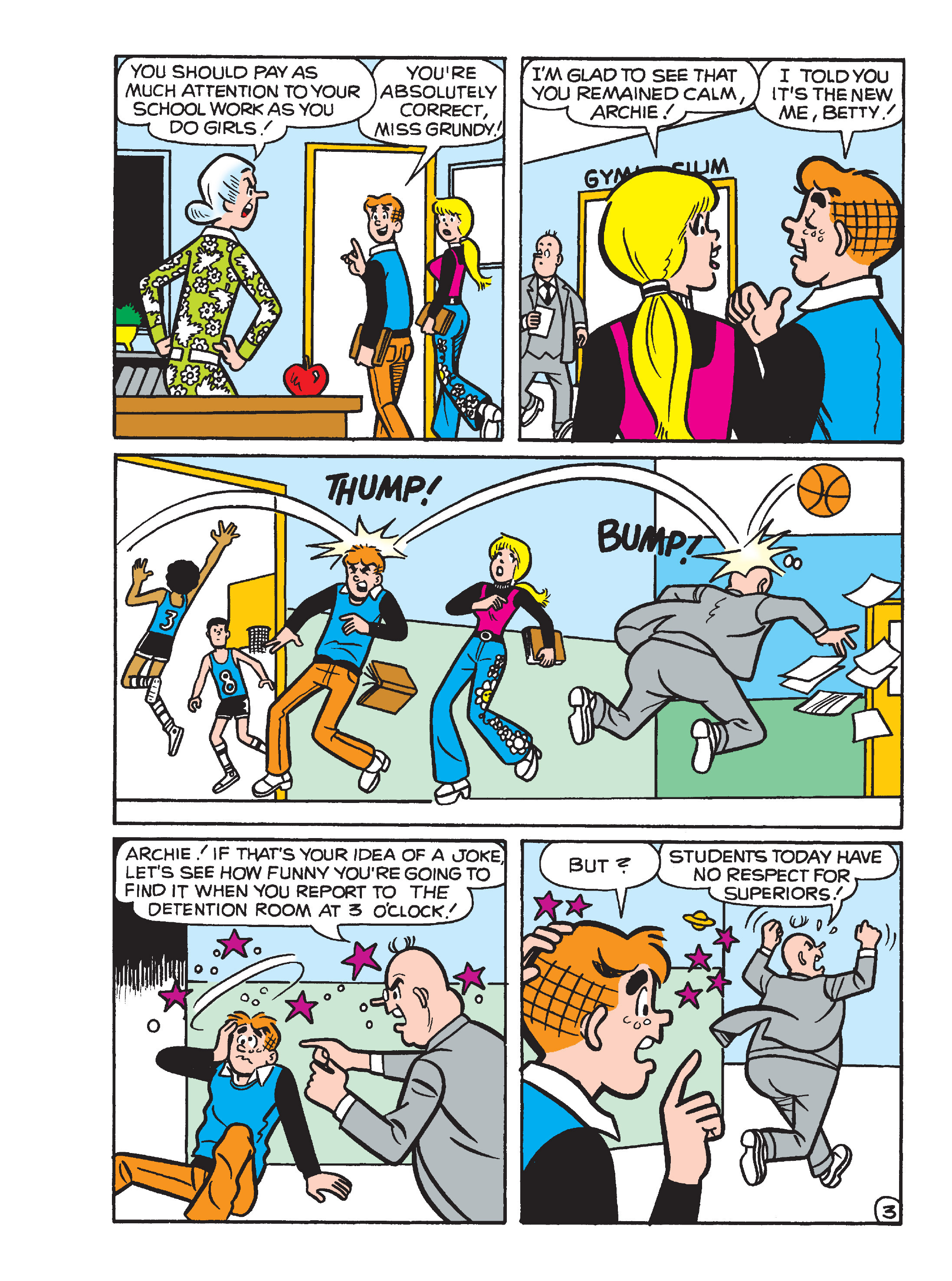 Read online Archie 1000 Page Comics Blowout! comic -  Issue # TPB (Part 3) - 122