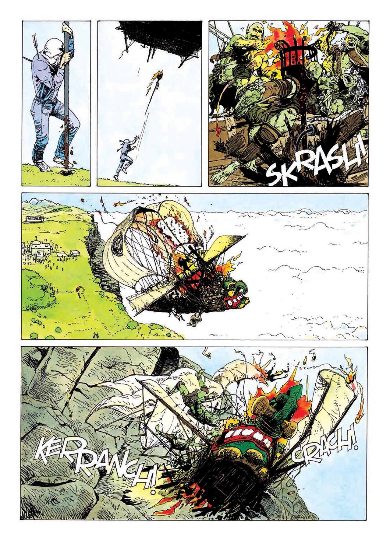Read online Mazeworld comic -  Issue # TPB - 134