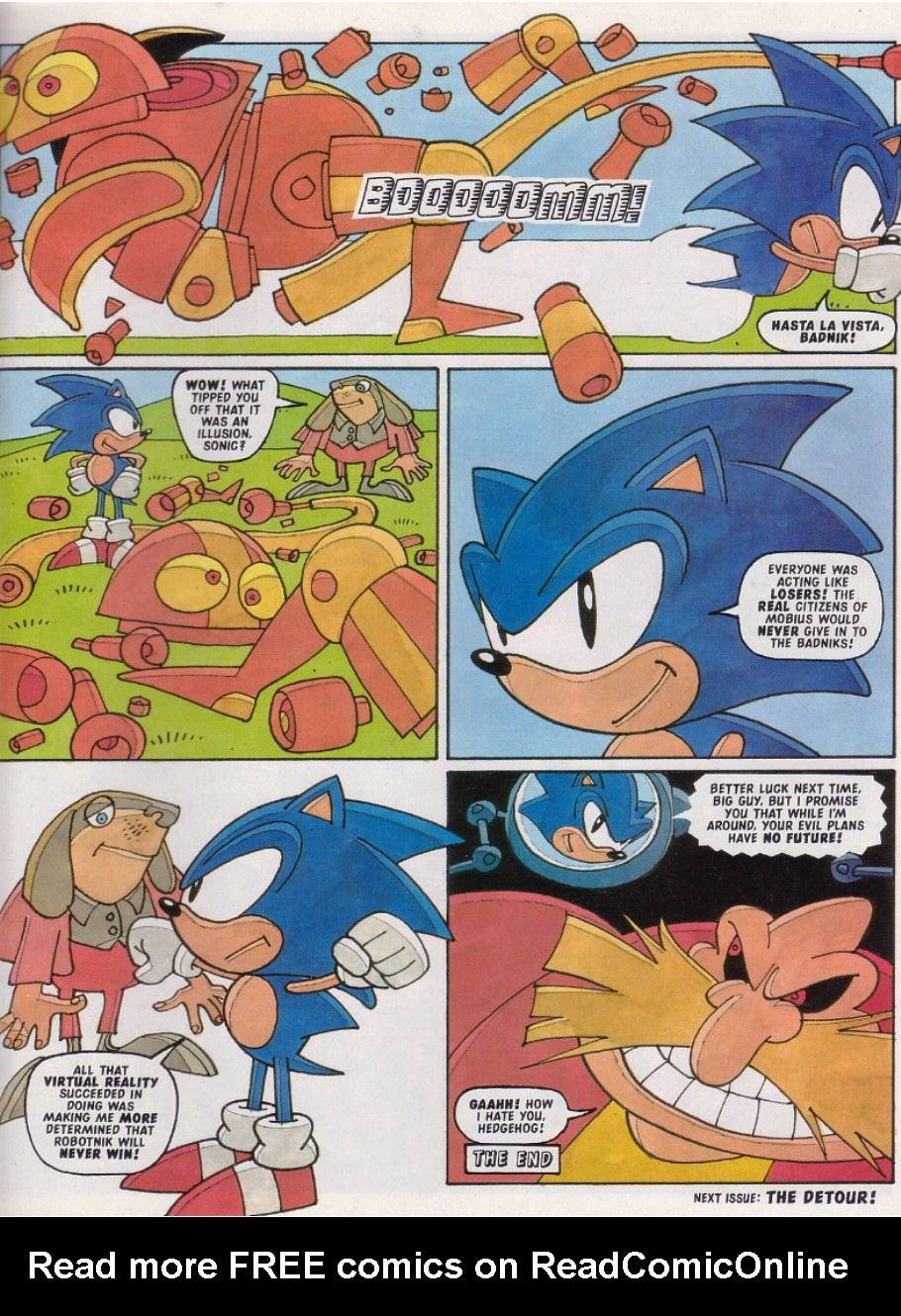Read online Sonic the Comic comic -  Issue #112 - 9