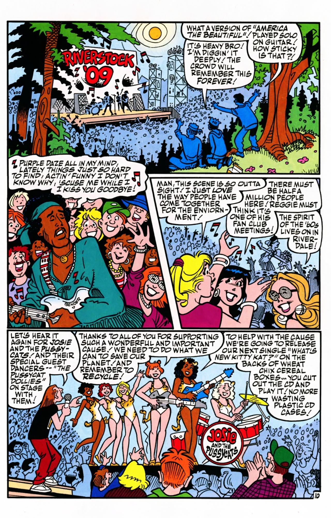 Read online Archie (1960) comic -  Issue #599 - 13