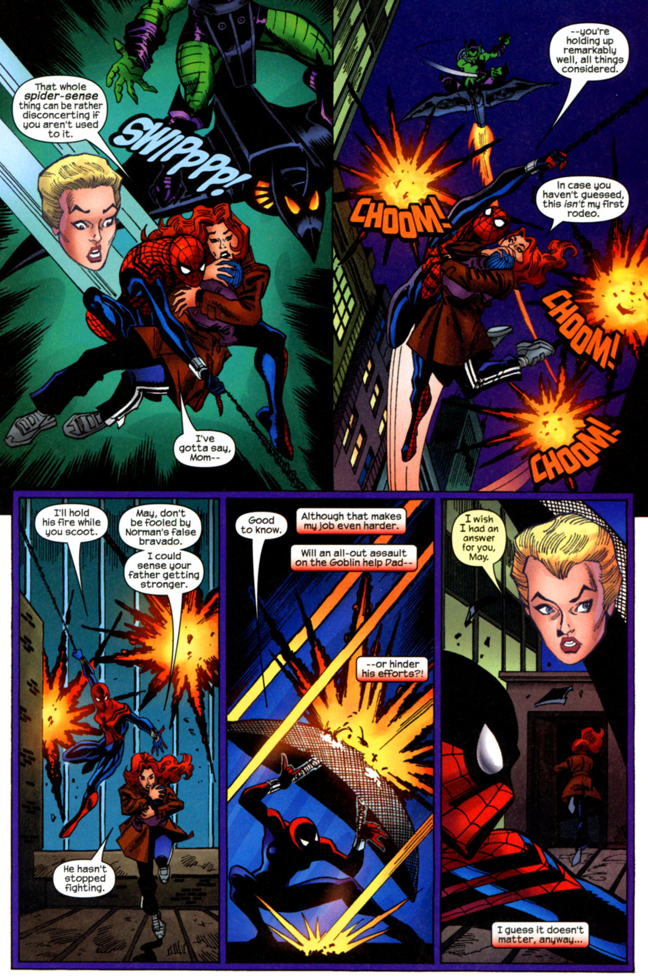 Read online Amazing Spider-Girl comic -  Issue #29 - 11