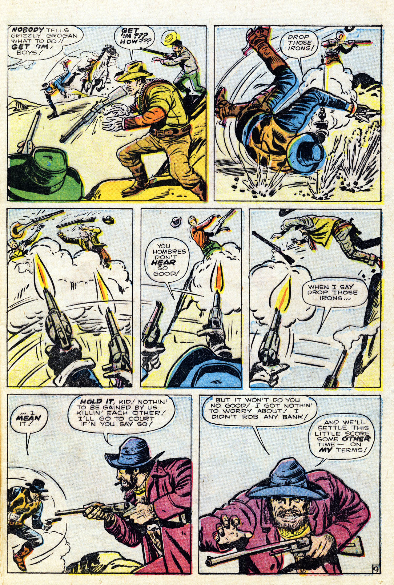 Read online Two-Gun Kid comic -  Issue #64 - 13