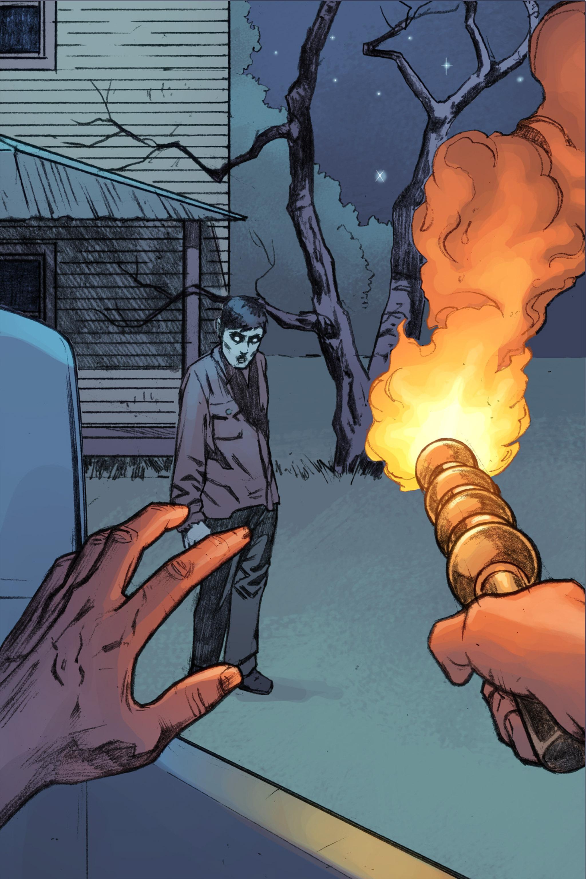 Read online Soul comic -  Issue #2 - 88