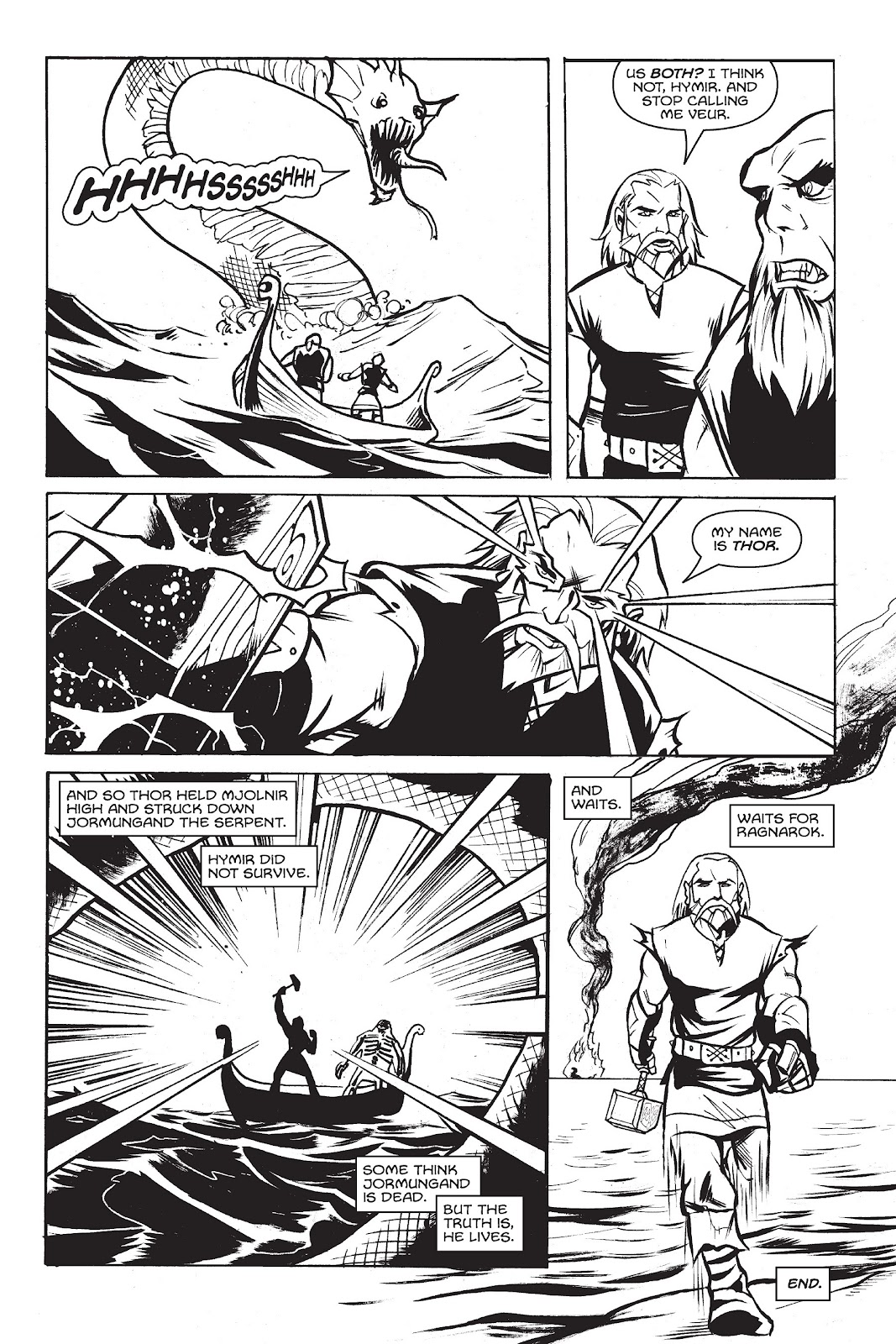 Read online Gods of Asgard comic -  Issue # TPB (Part 2) - 2