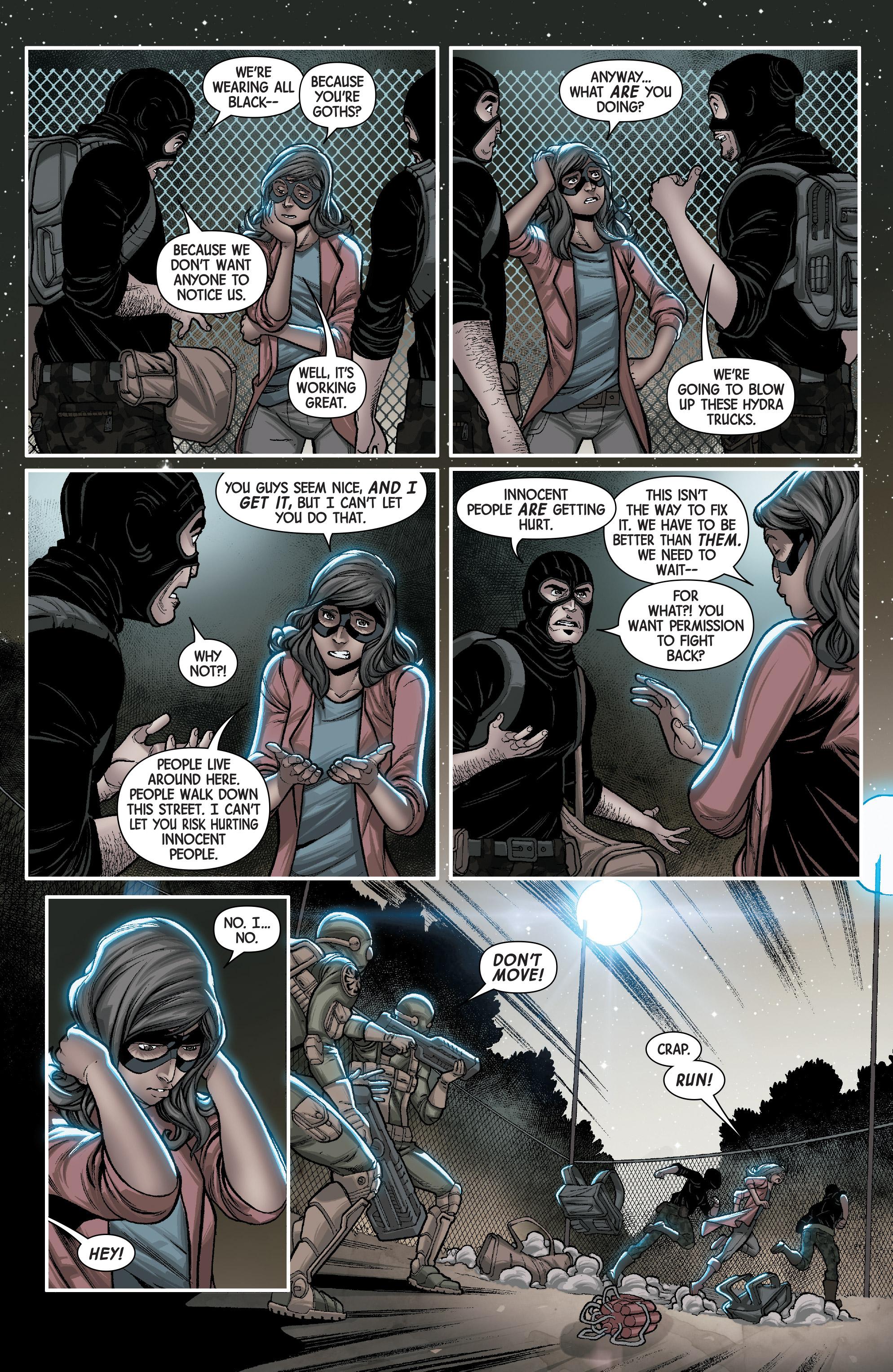 Read online Secret Warriors (2017) comic -  Issue #3 - 13