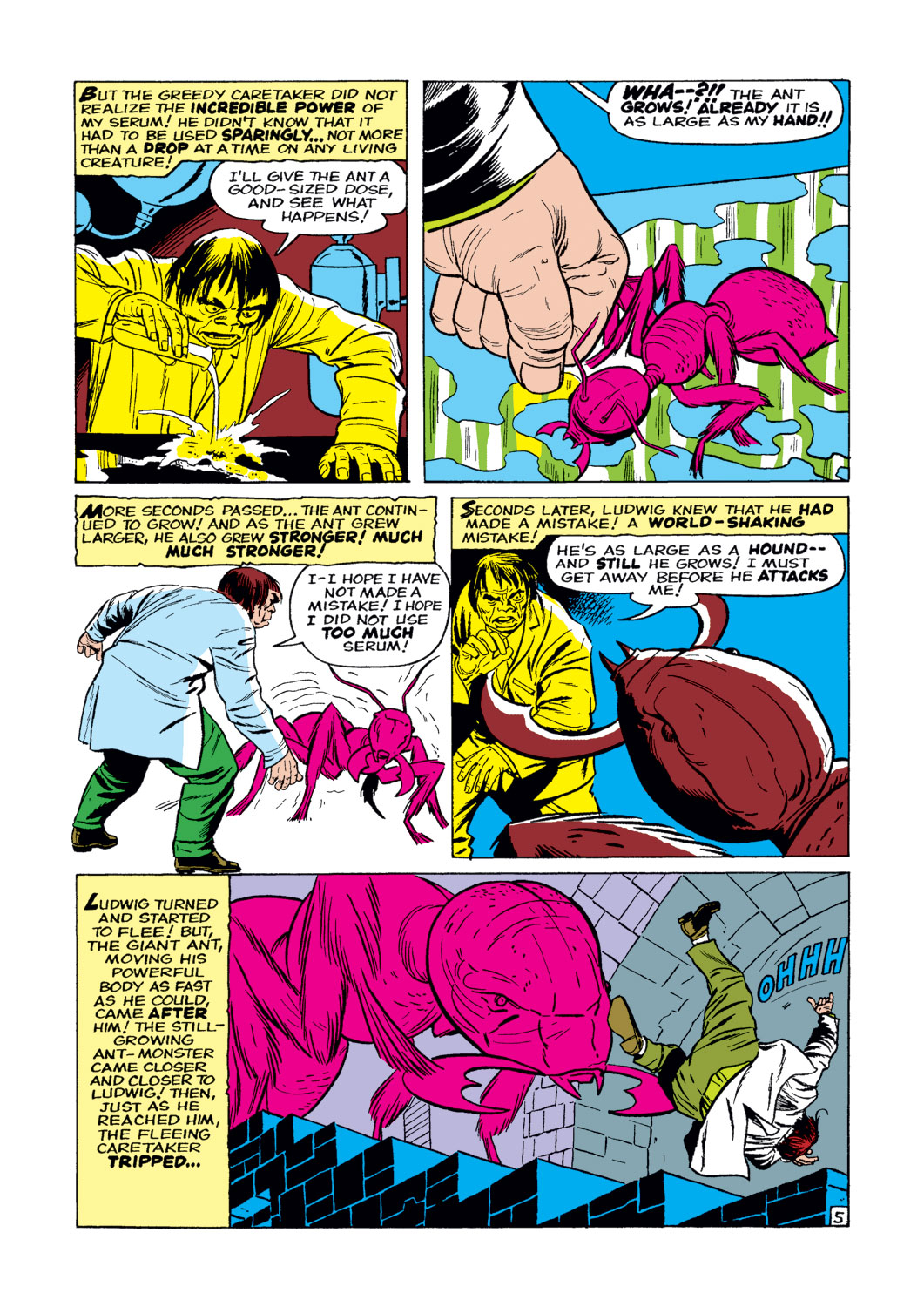 Tales to Astonish (1959) issue 14 - Page 6