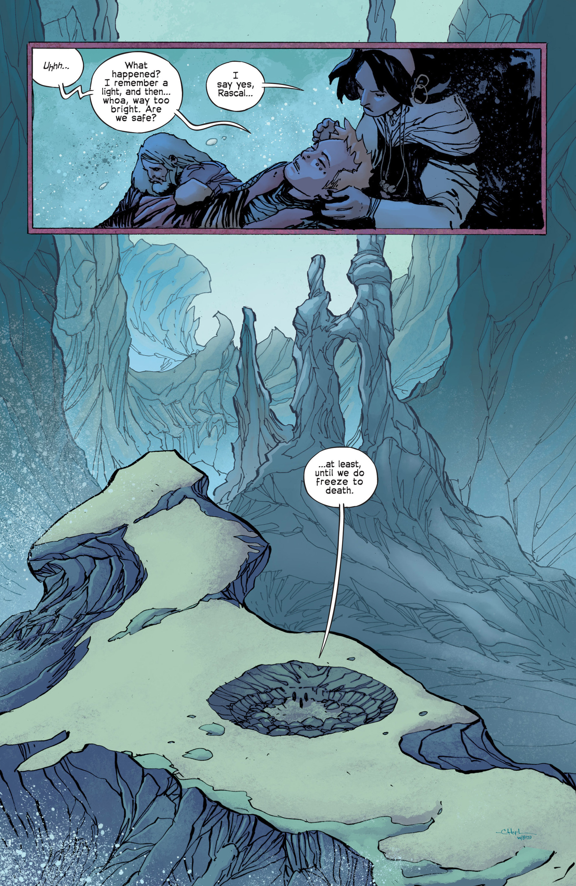 Read online Umbral comic -  Issue #12 - 24
