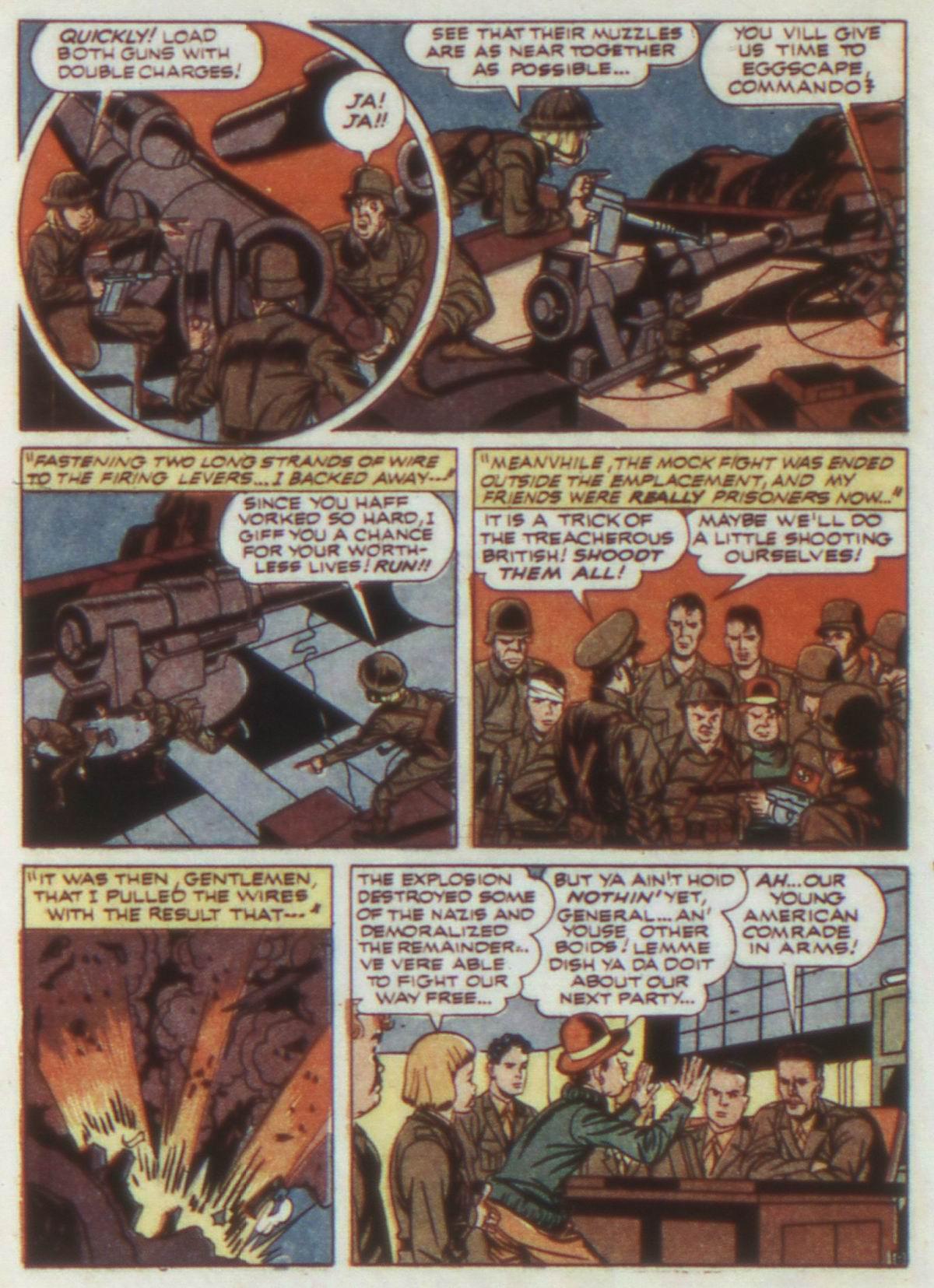 Read online Detective Comics (1937) comic -  Issue #74 - 24