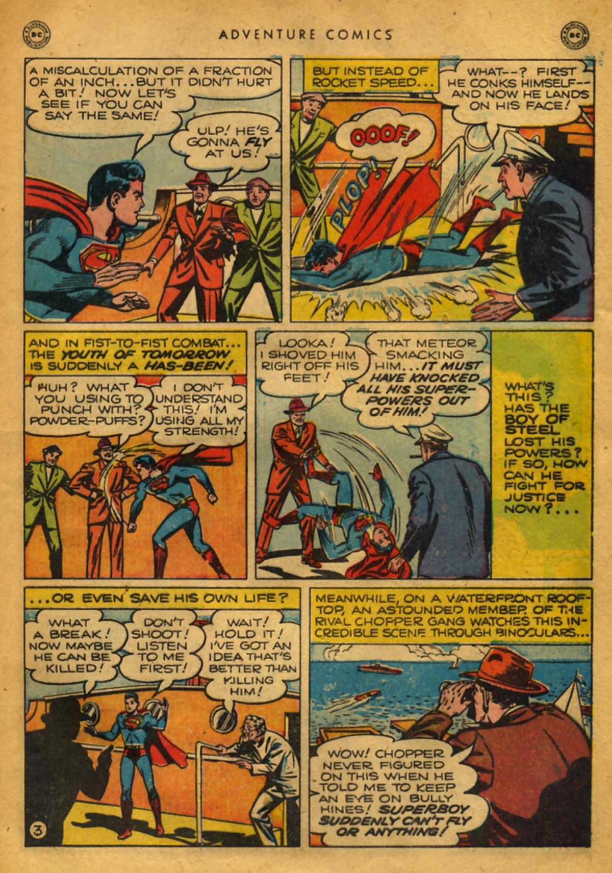 Read online Adventure Comics (1938) comic -  Issue #141 - 5