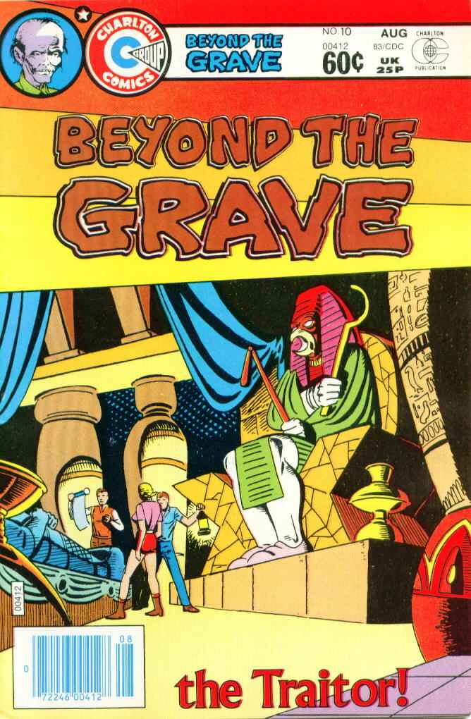 Read online Beyond the Grave (1983) comic -  Issue #10 - 1