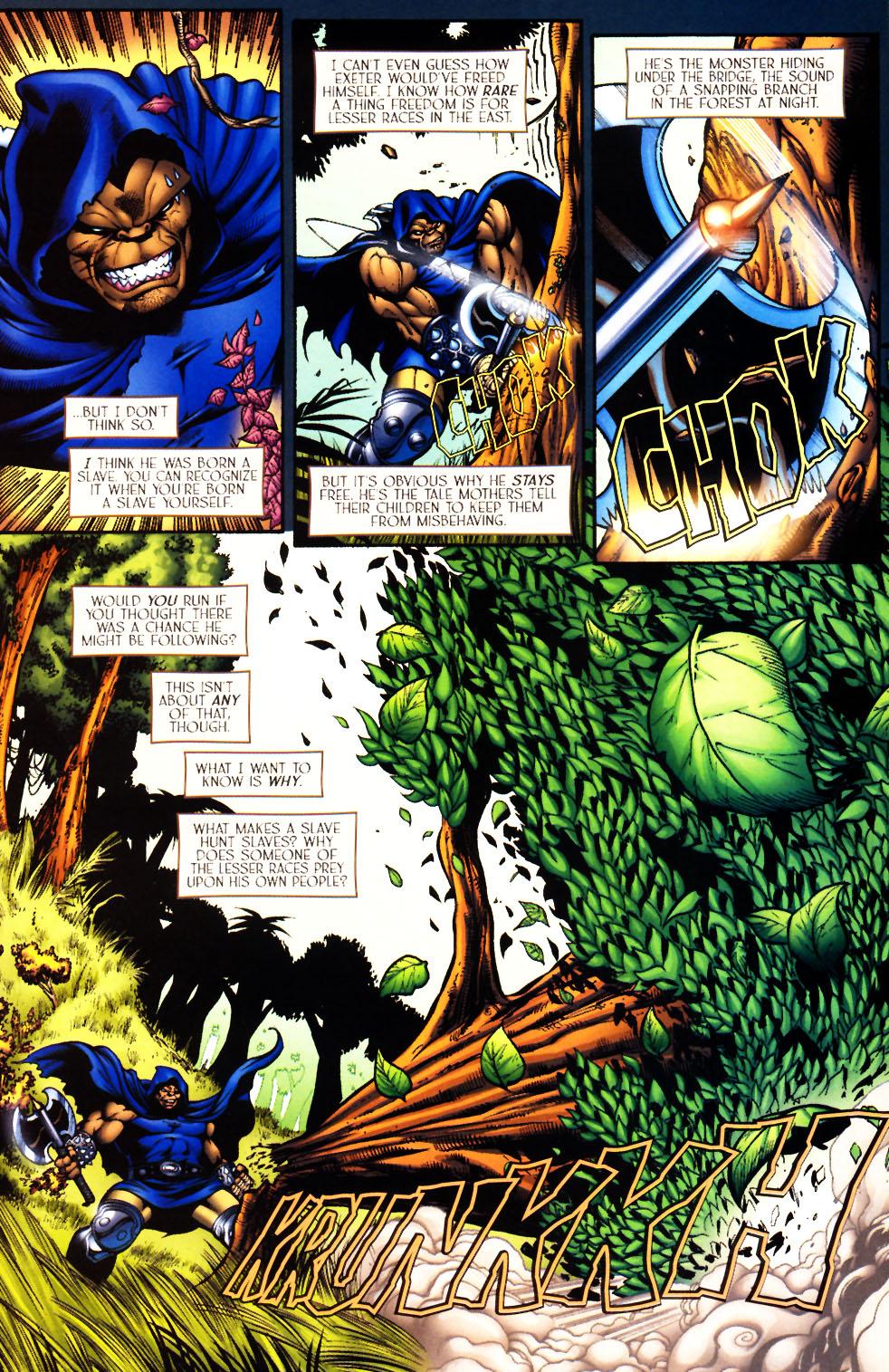 Read online Scion comic -  Issue #10 - 29