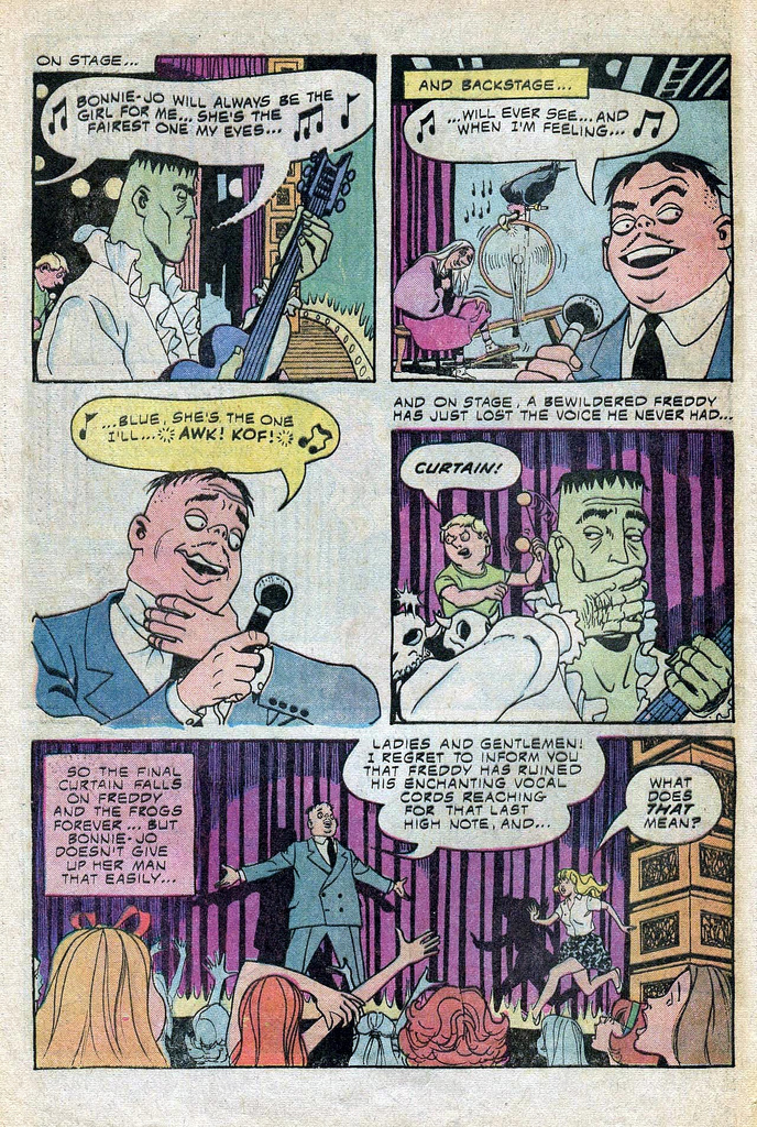 Read online Addams Family comic -  Issue #3 - 26
