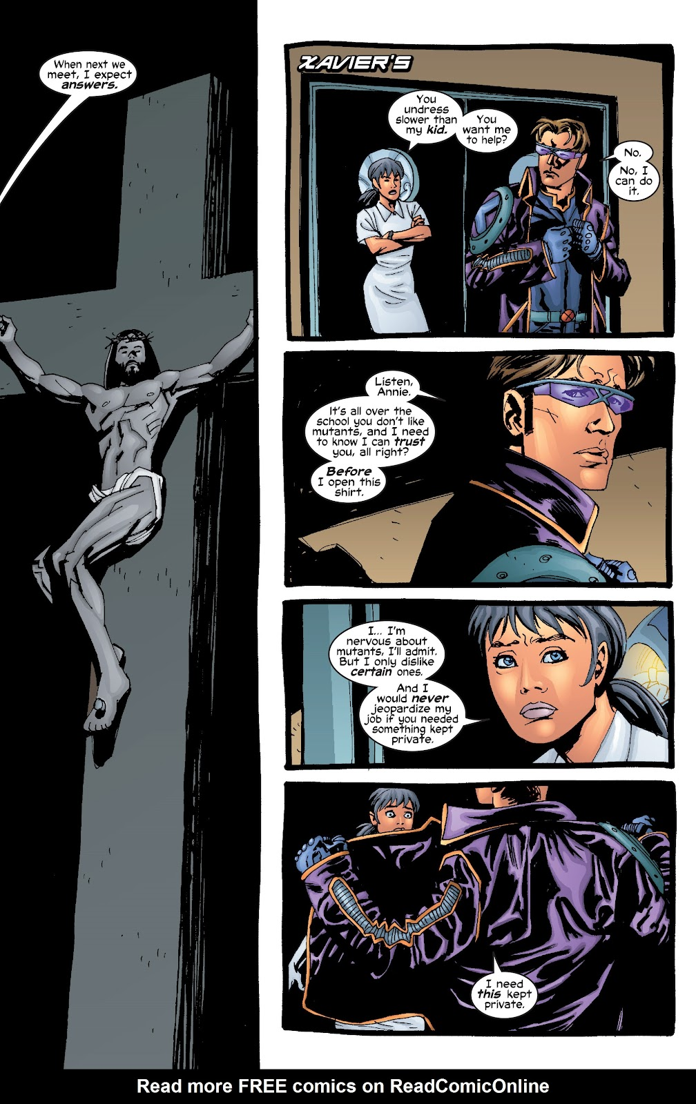 Read online X-Men: Unstoppable comic -  Issue # TPB (Part 2) - 34