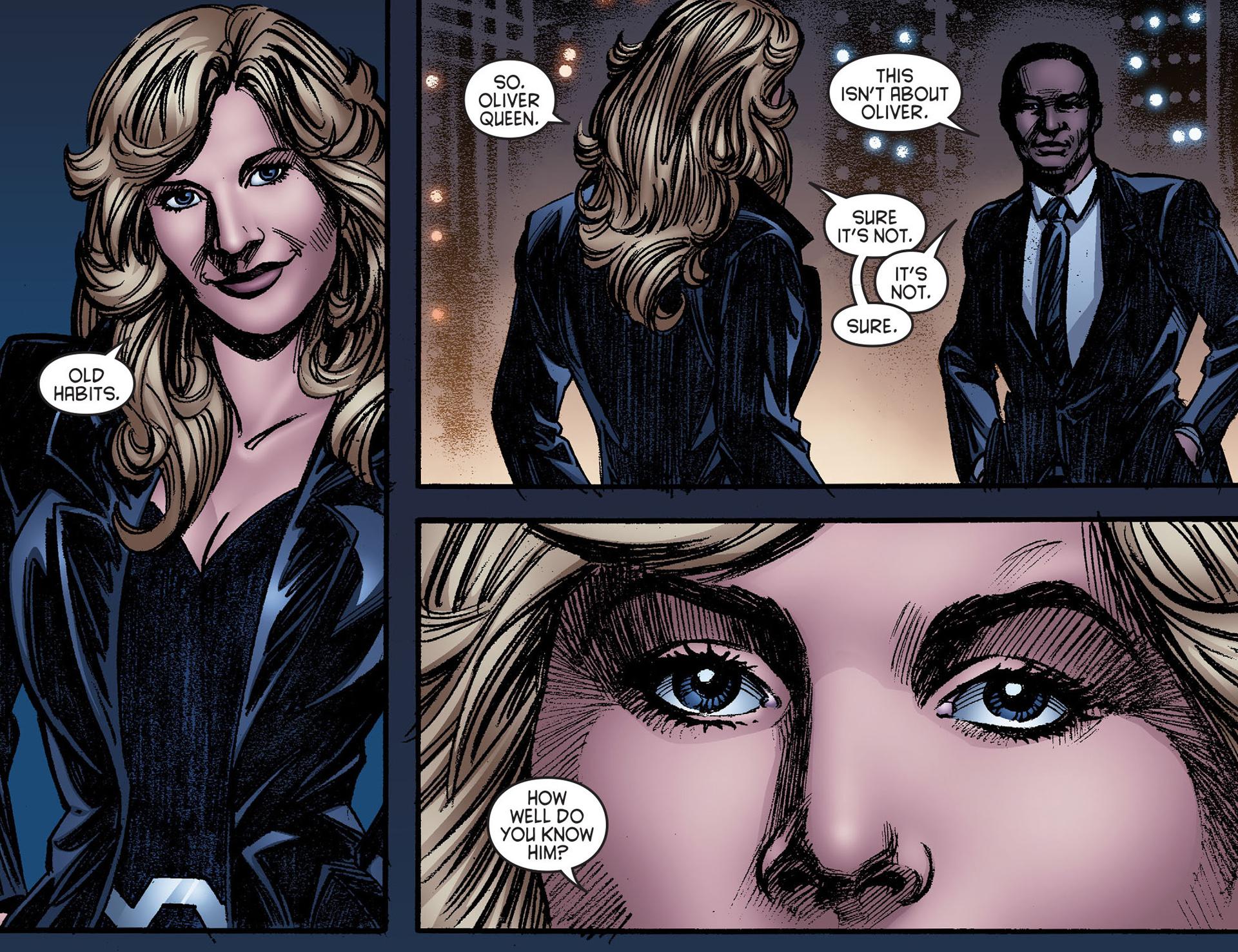 Read online Arrow [II] comic -  Issue #25 - 5
