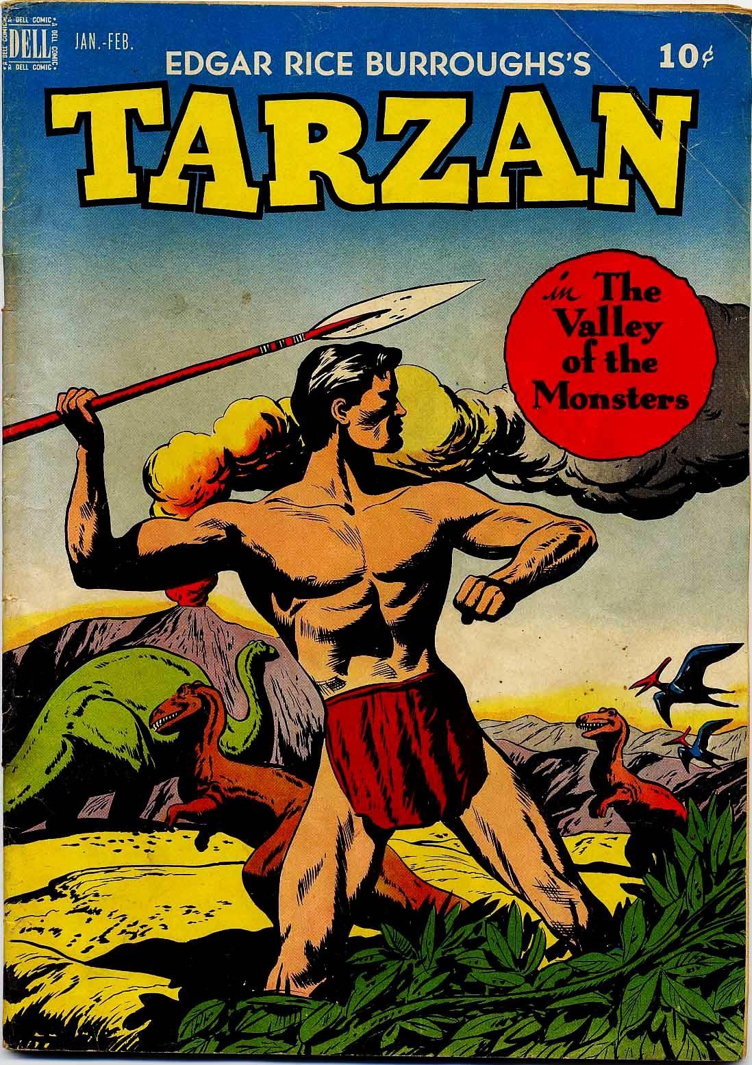 Tarzan (1948) issue 7 - Page 1