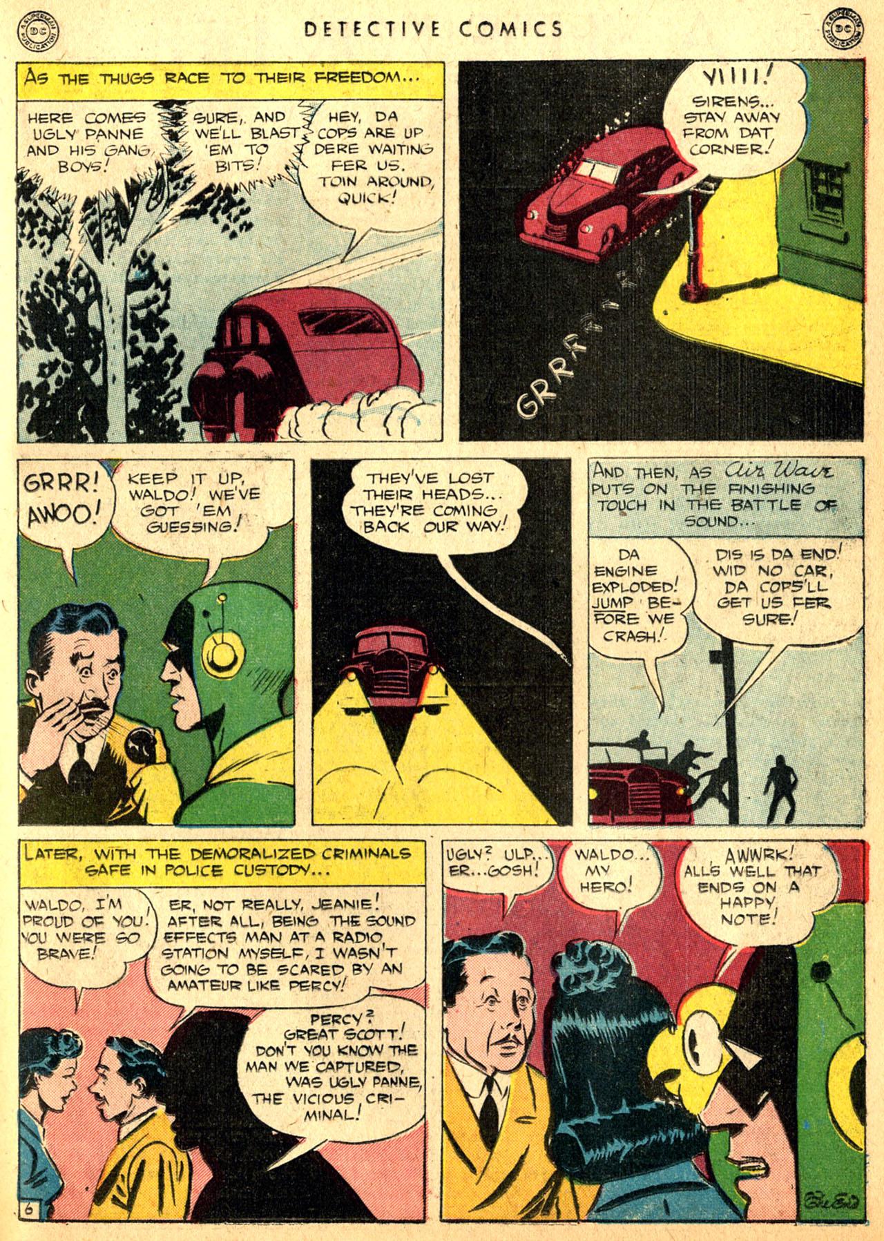 Read online Detective Comics (1937) comic -  Issue #98 - 35