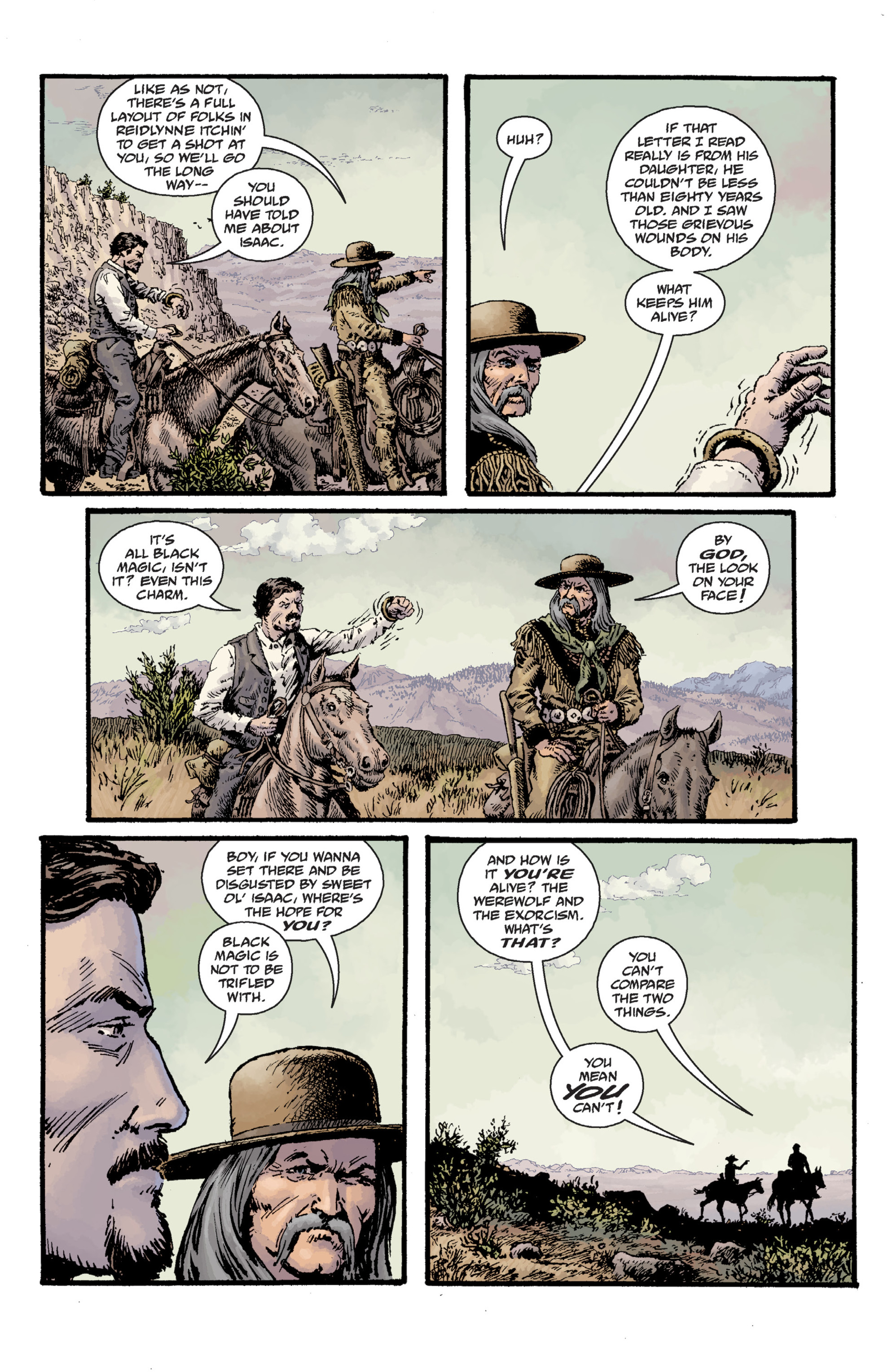 Read online Sir Edward Grey, Witchfinder: Lost and Gone Forever comic -  Issue # TPB - 82