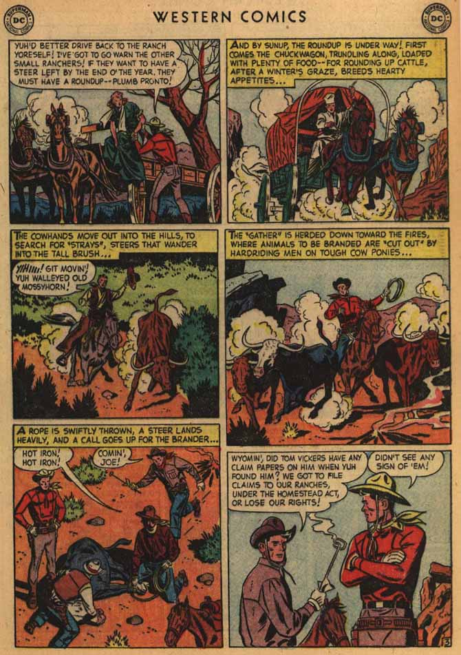 Western Comics issue 30 - Page 5