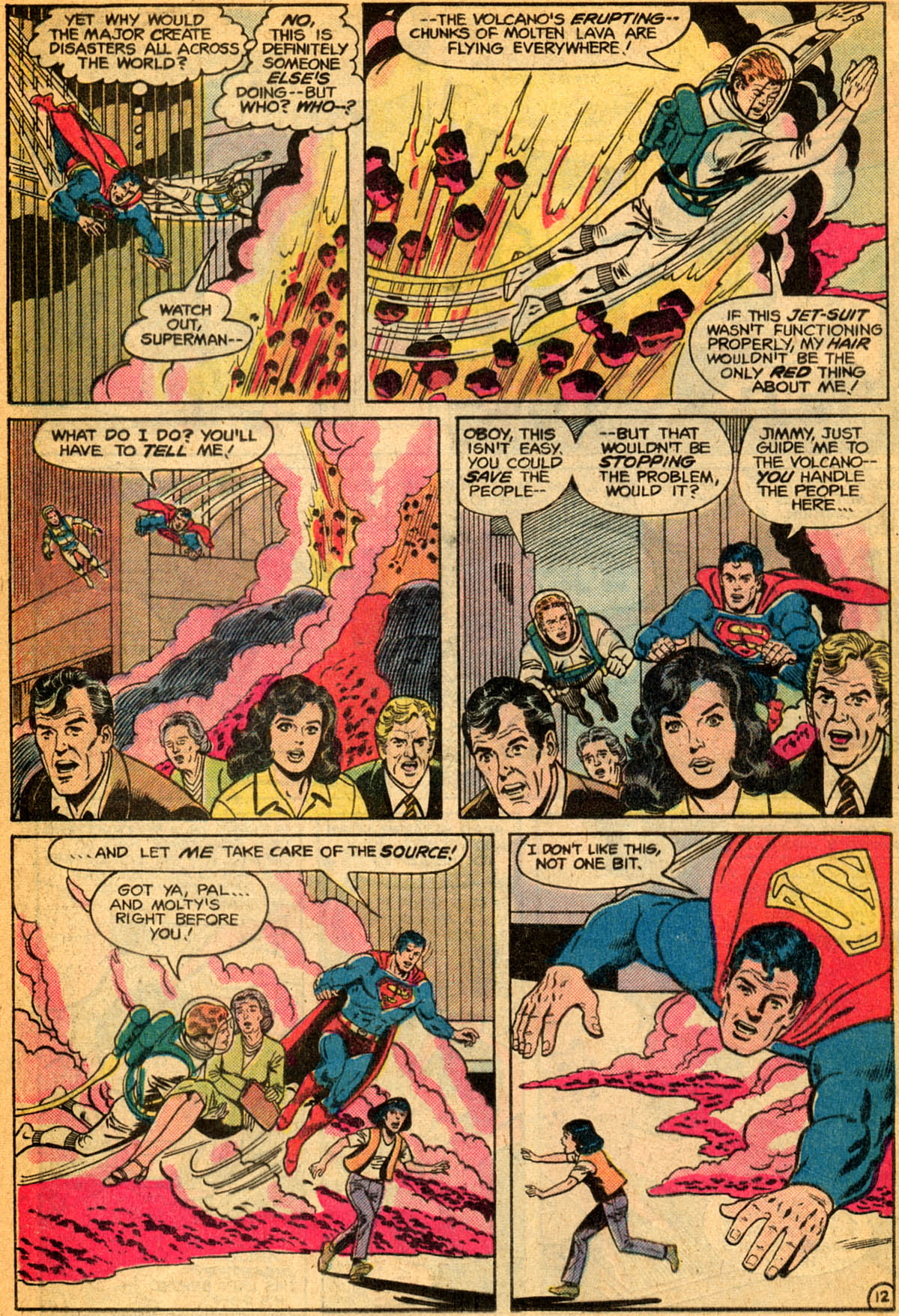 Read online Action Comics (1938) comic -  Issue #529 - 13