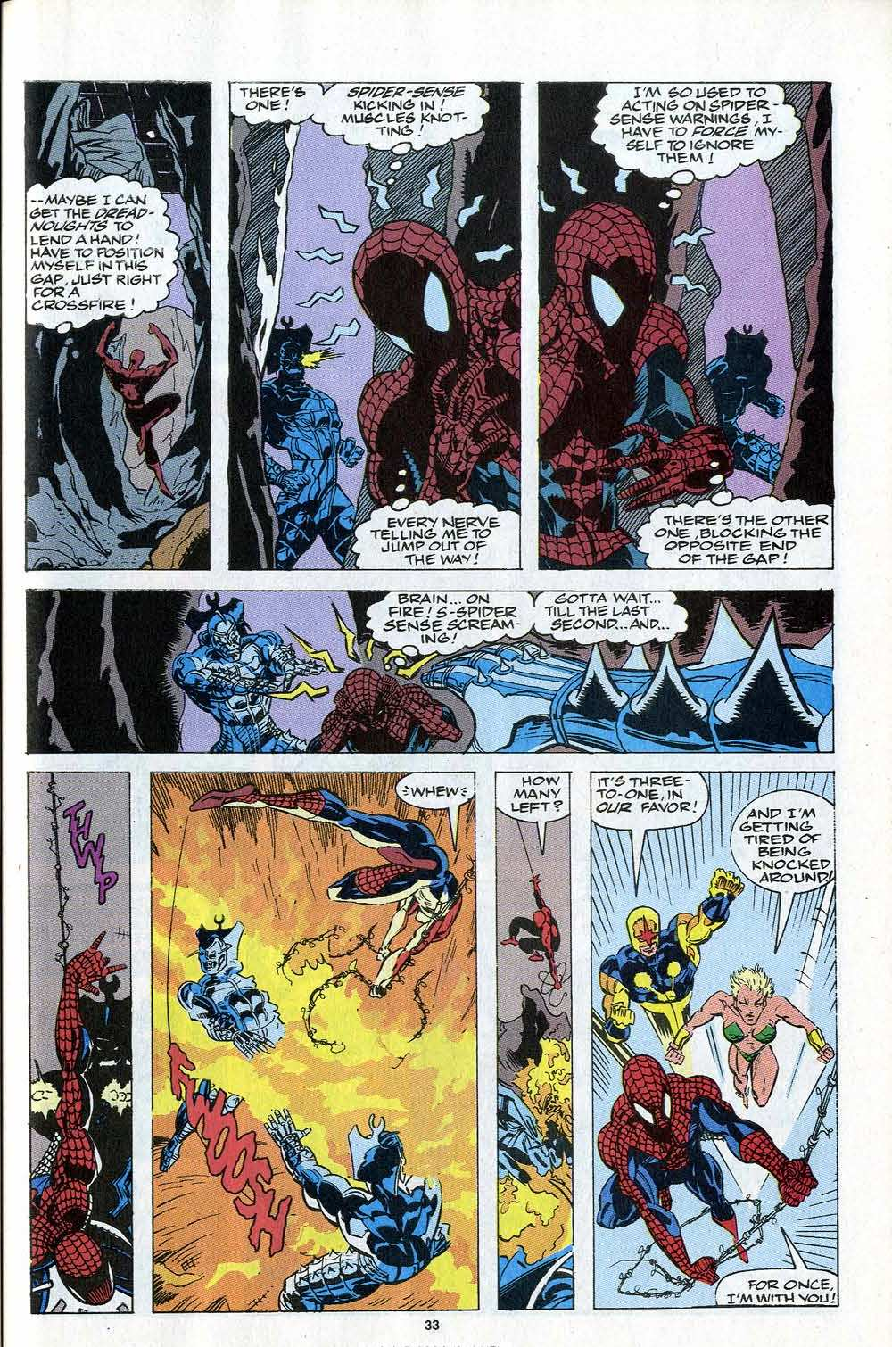 The Amazing Spider-Man (1963) _Annual_26 Page 34