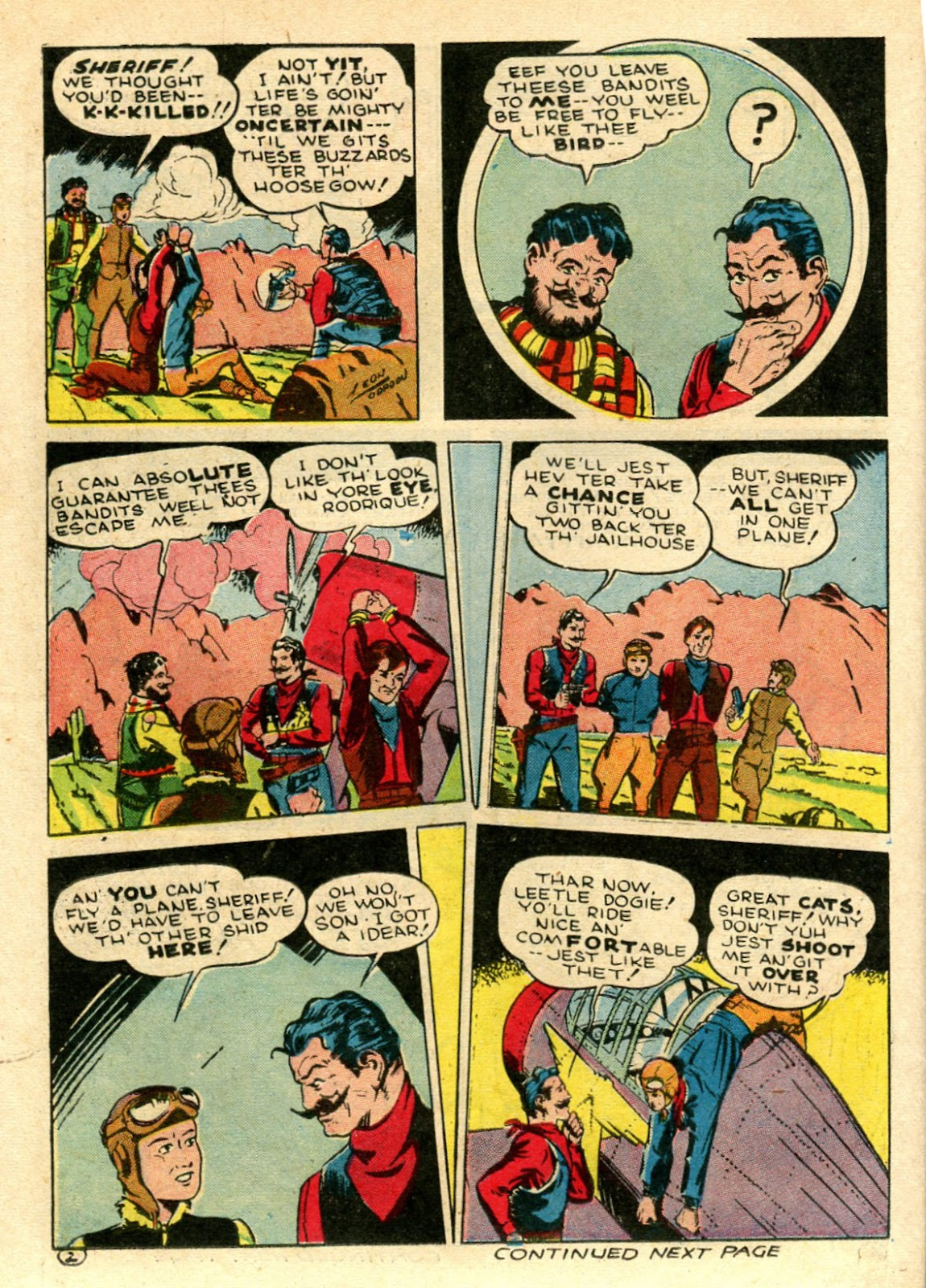 Read online Famous Funnies comic -  Issue #106 - 48