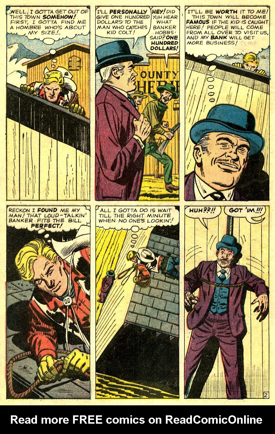 Kid Colt Outlaw issue 108 - Page 4