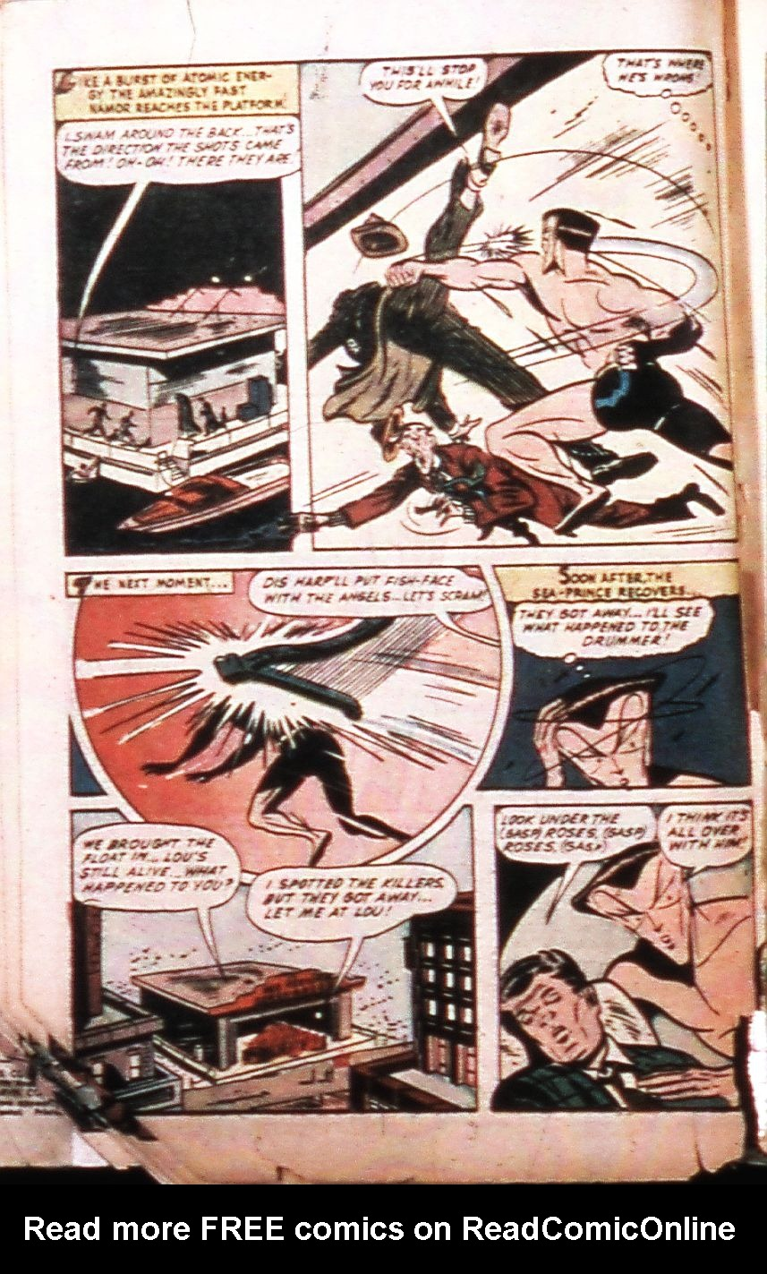 Marvel Mystery Comics (1939) issue 75 - Page 21