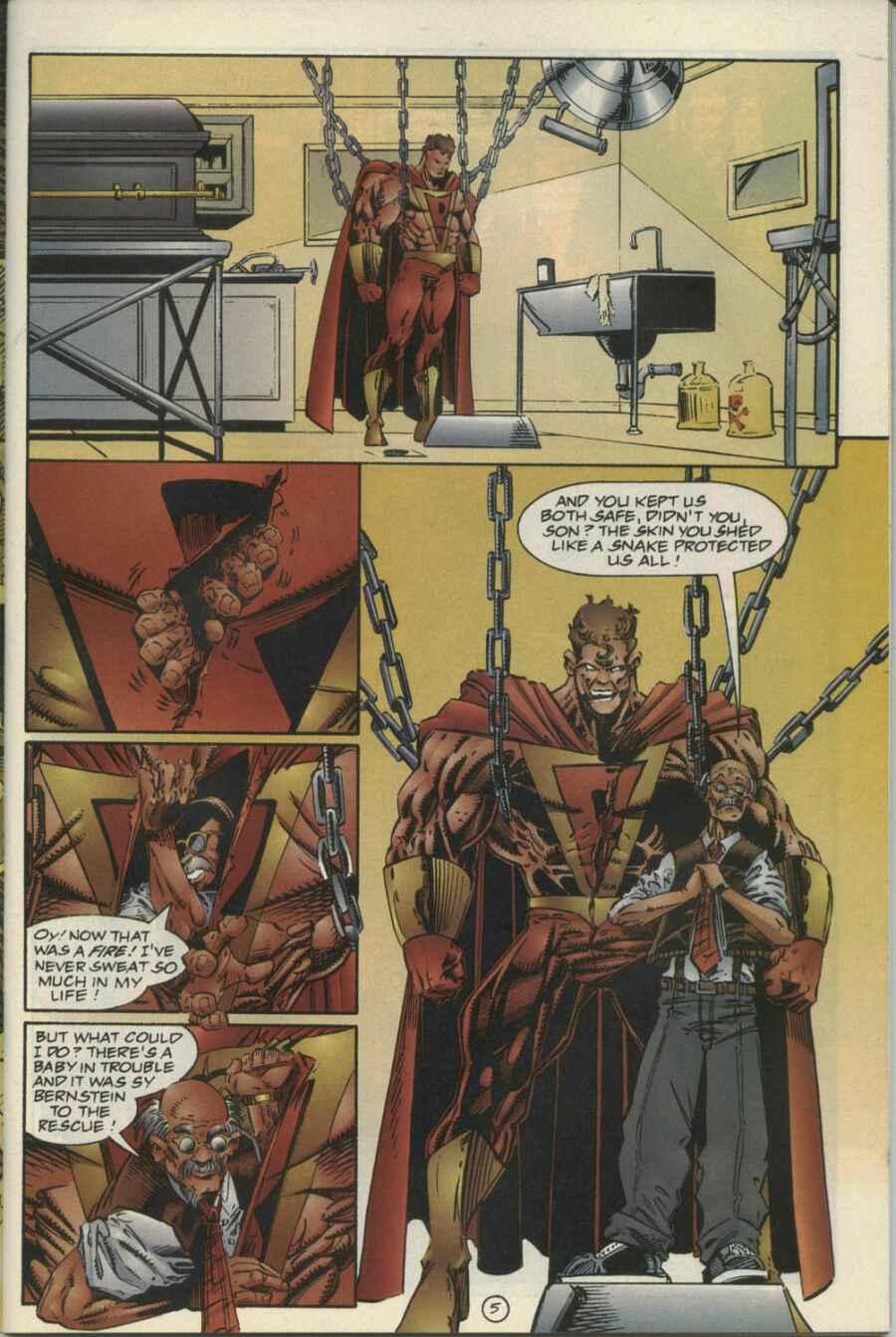 Read online Ultraverse Premiere comic -  Issue #4 - 5