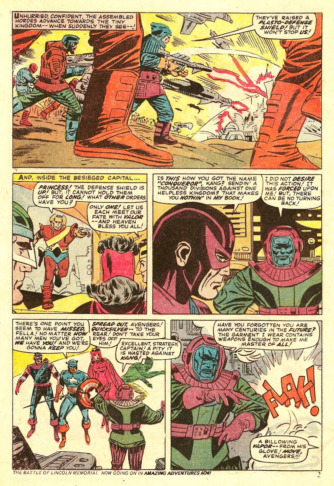 Marvel Triple Action (1972) issue 18 - Page 4