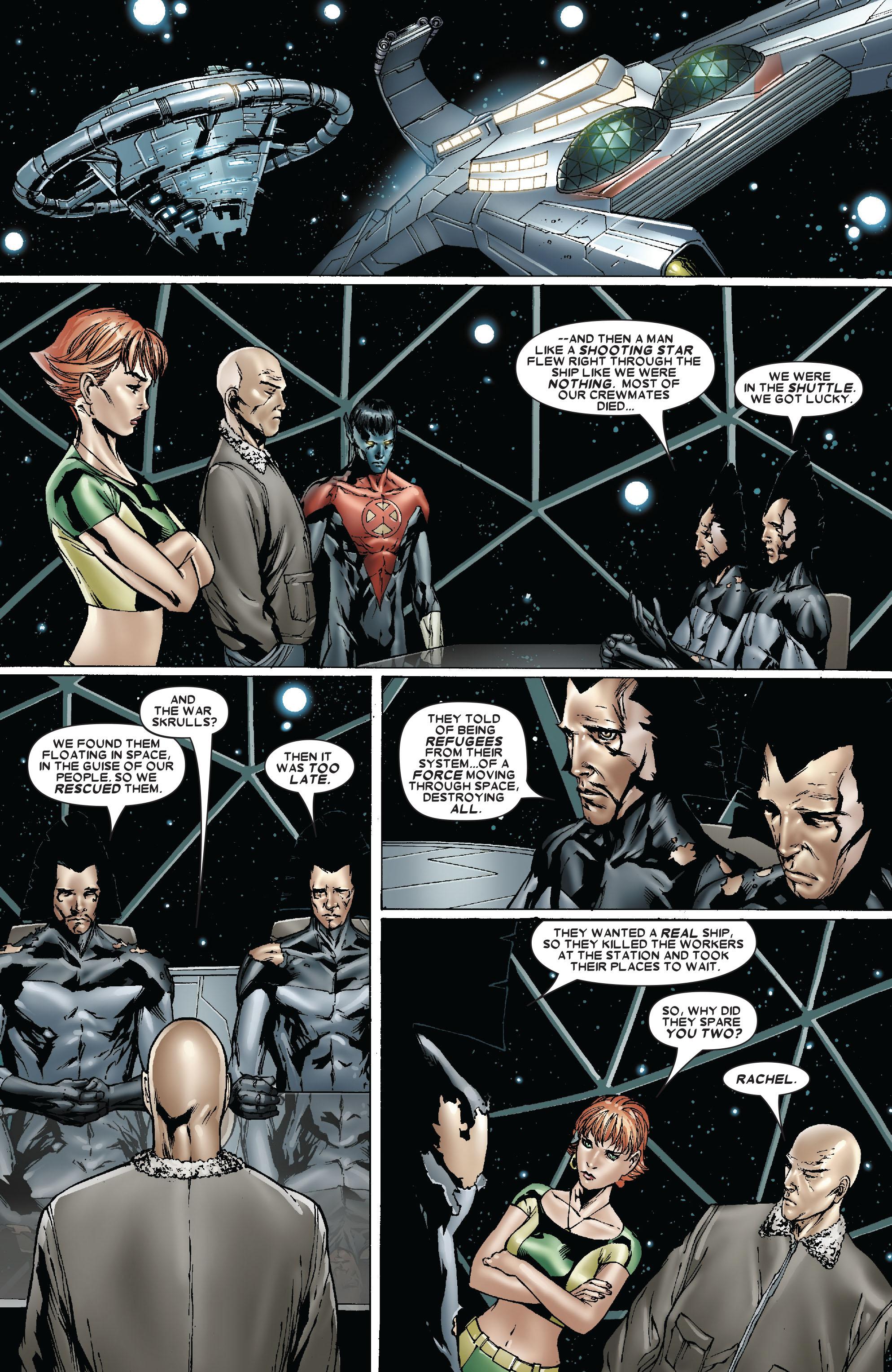 Read online Uncanny X-Men (1963) comic -  Issue #478 - 20