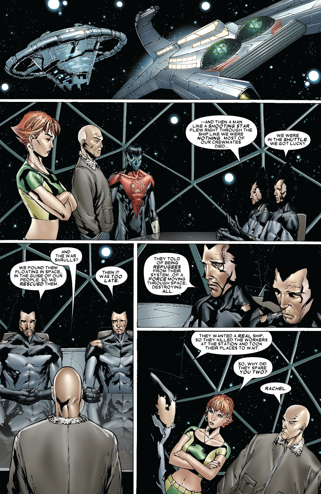 Uncanny X-Men (1963) issue 478 - Page 20